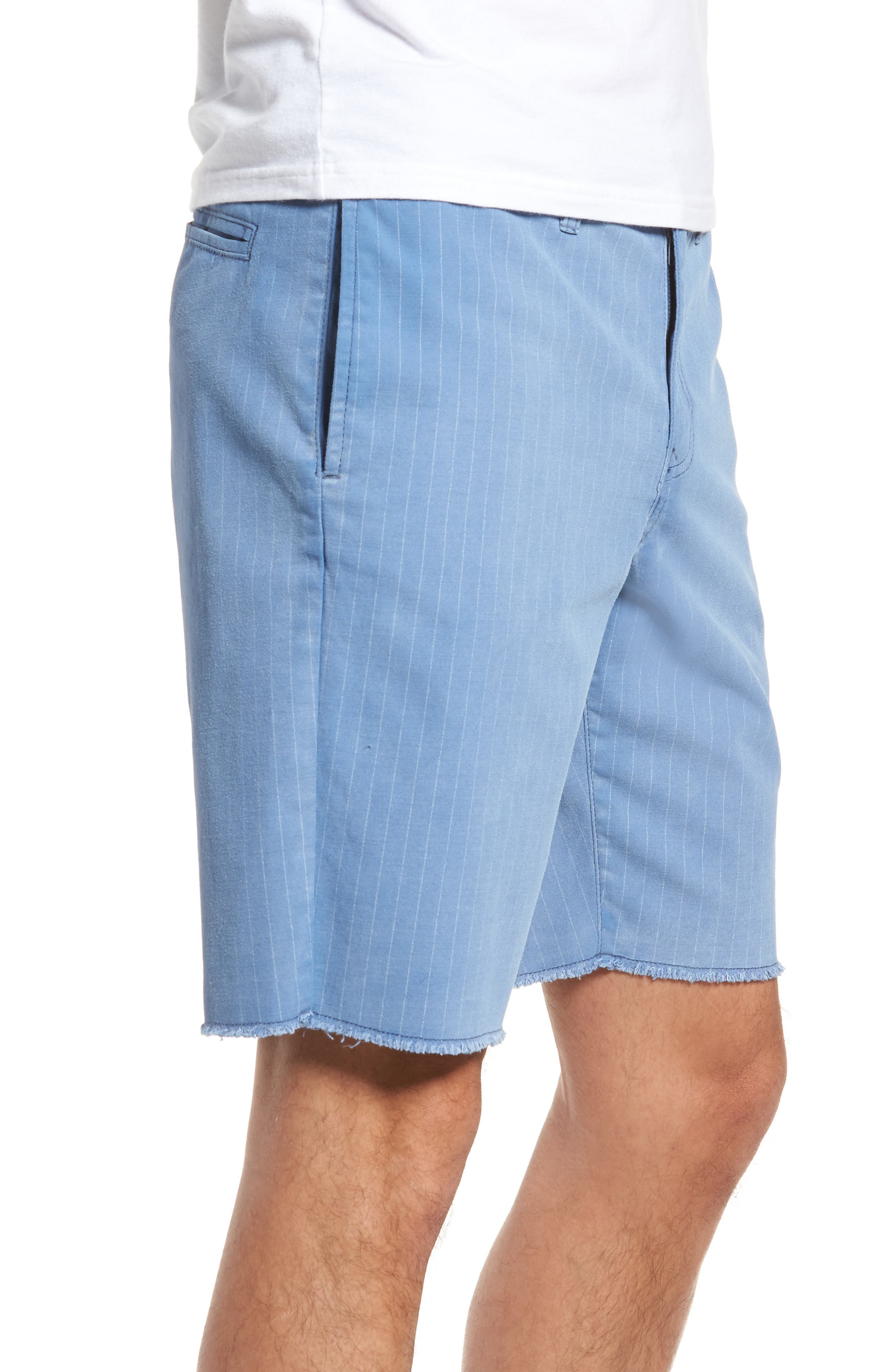 Print Frost Wash Shorts,                             Alternate thumbnail 6, color,