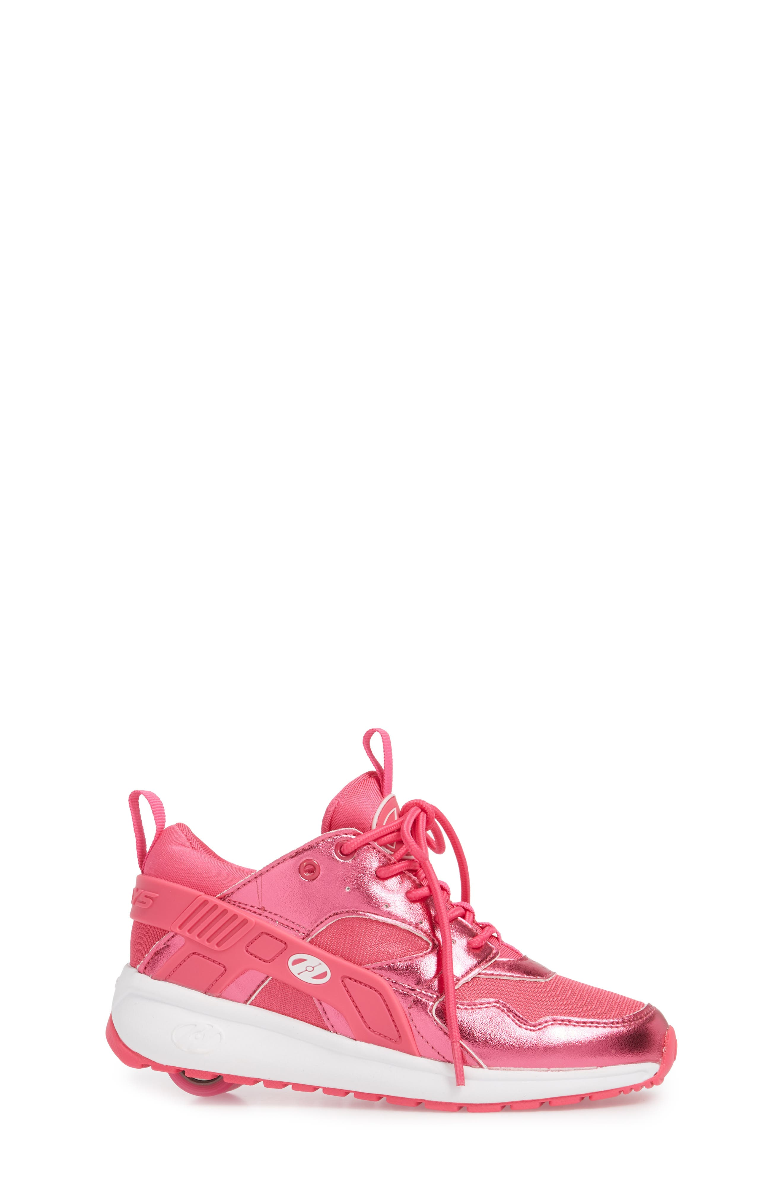 Force Sneaker,                             Alternate thumbnail 3, color,                             PINK