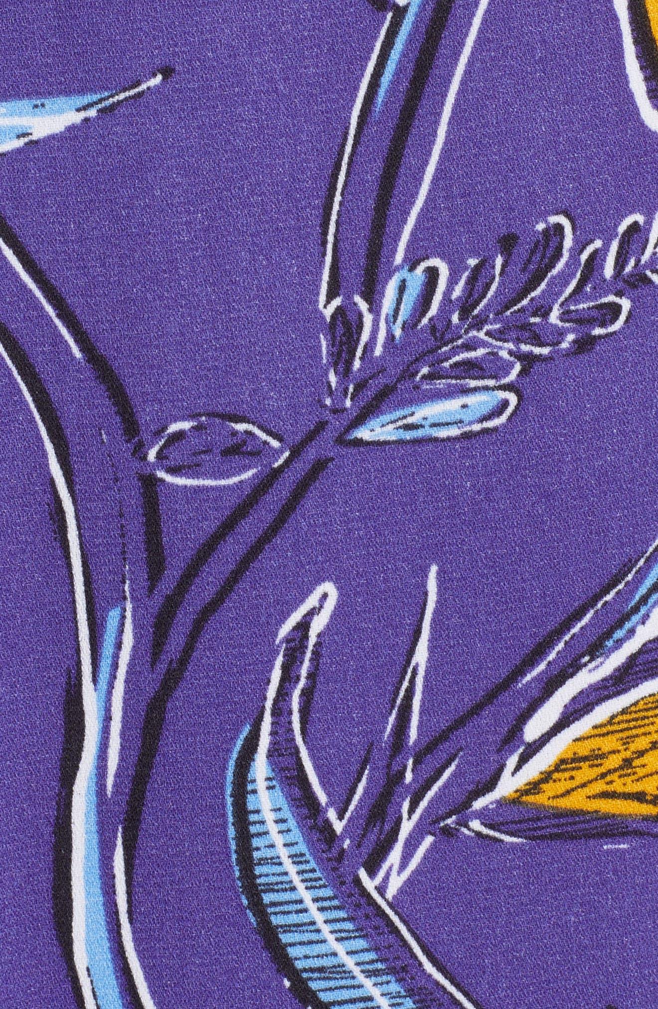 A-Line Dress,                             Alternate thumbnail 120, color,