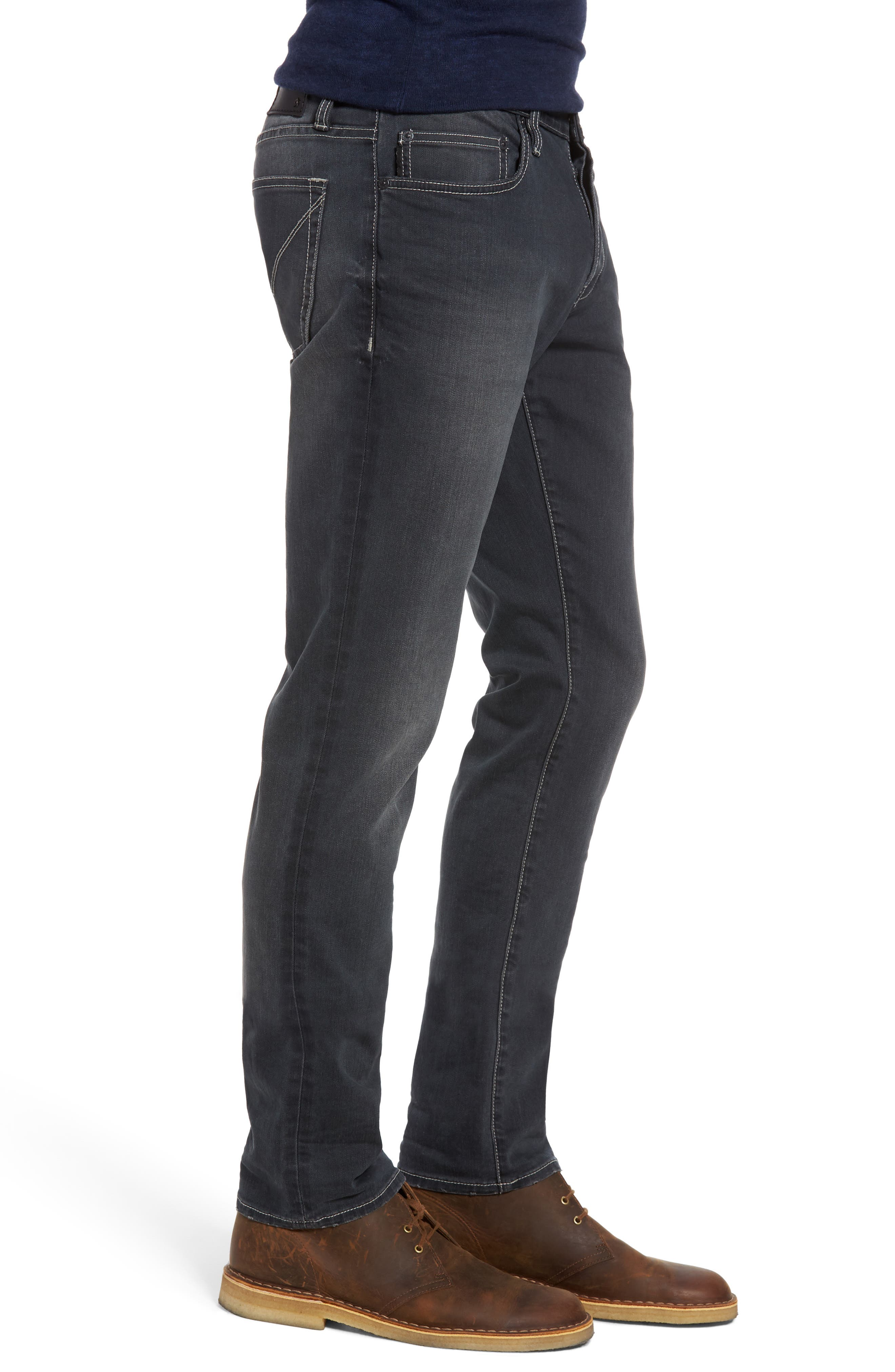 Wight Skinny Jeans,                             Alternate thumbnail 13, color,