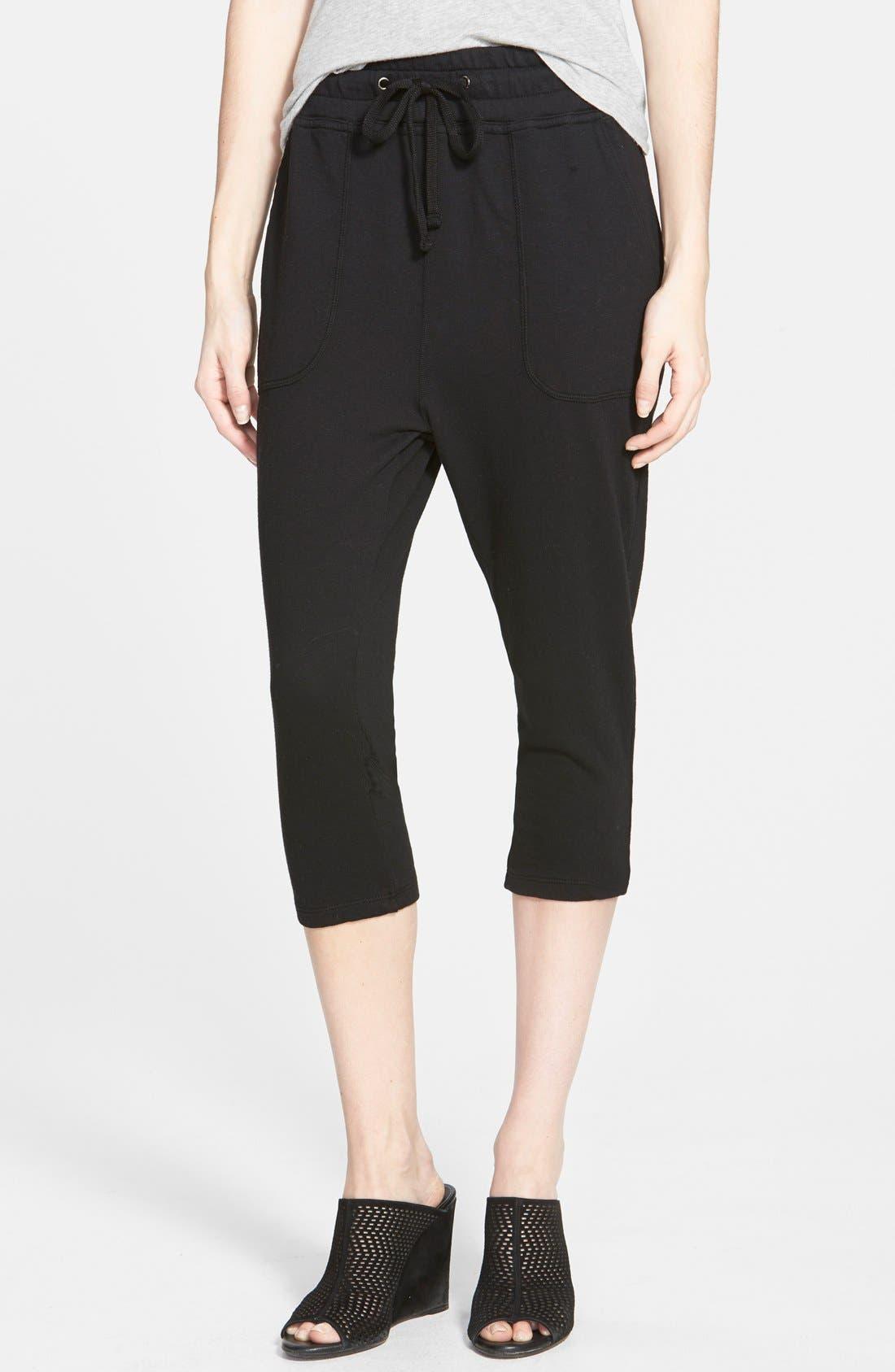 Slouchy Sweatpants, Main, color, 001