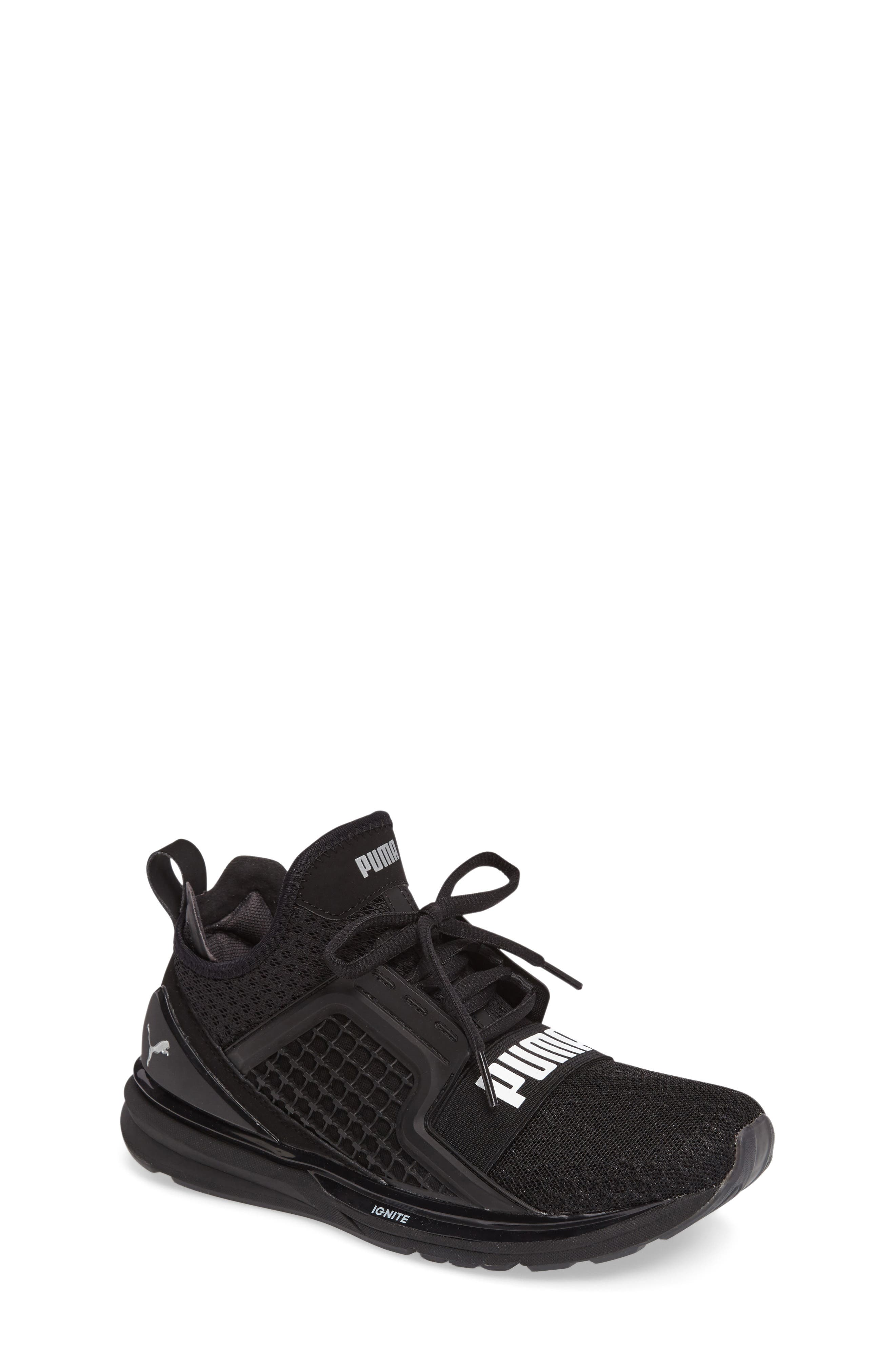 Ignite Limitless Sneaker,                             Main thumbnail 1, color,                             001