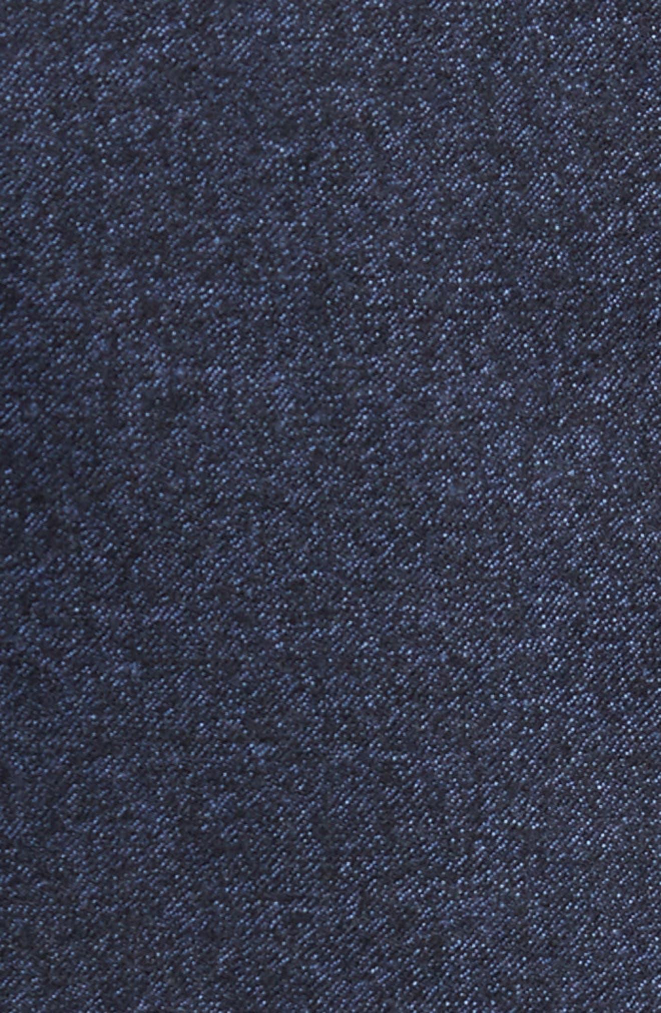 Tucker Trim Fit Wool Blazer,                             Alternate thumbnail 6, color,                             BLUE