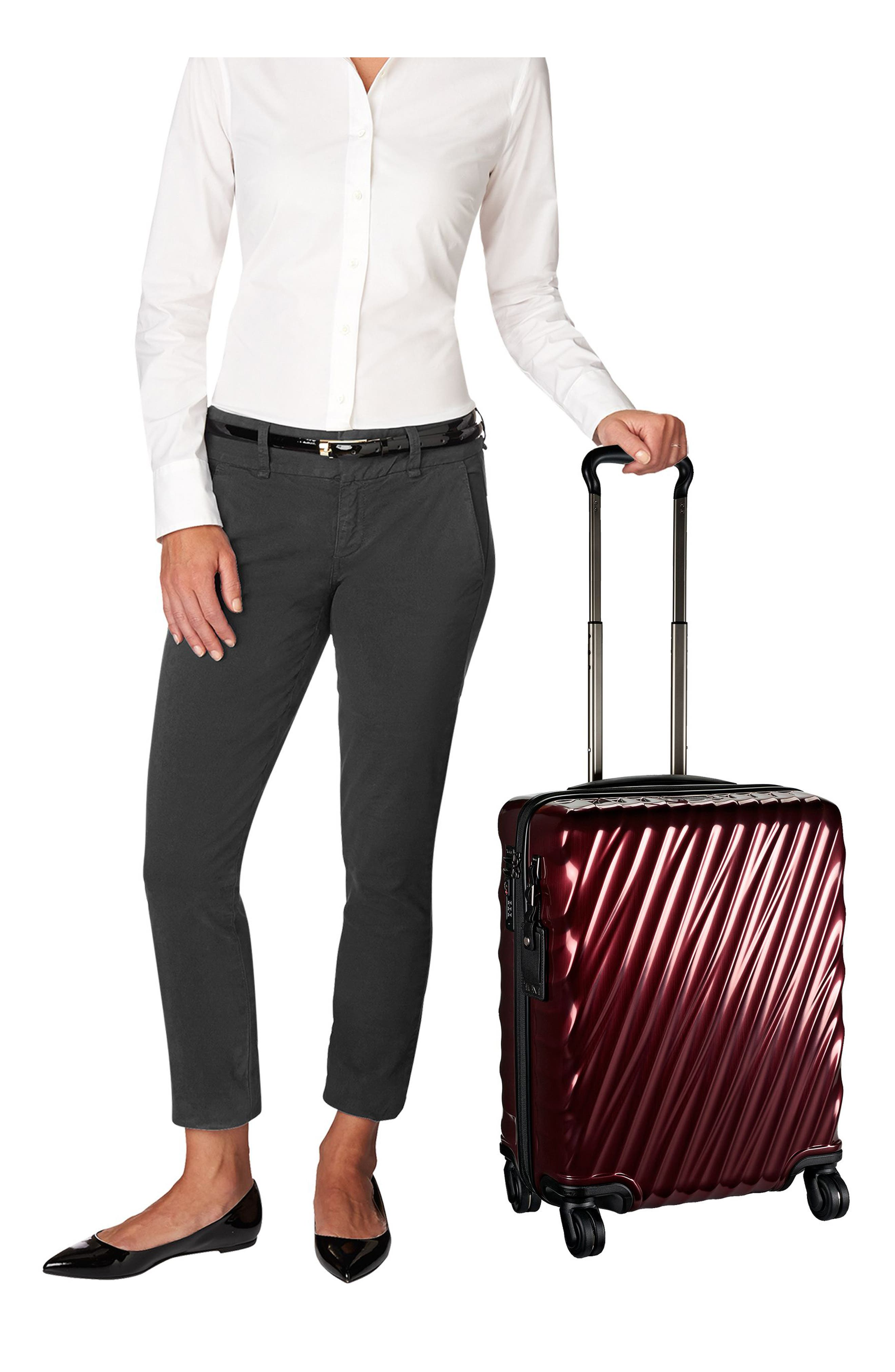 19 Degree 22-Inch Continental Wheeled Carry-On,                             Alternate thumbnail 5, color,                             603