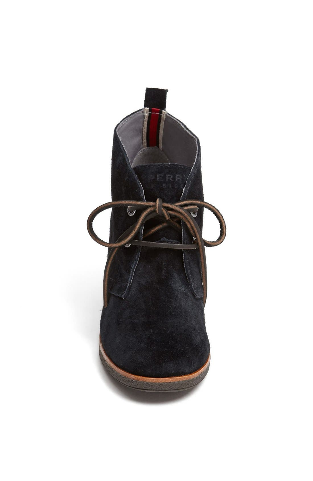 Top Sider<sup>®</sup> 'Harlow' Bootie,                             Alternate thumbnail 2, color,                             001