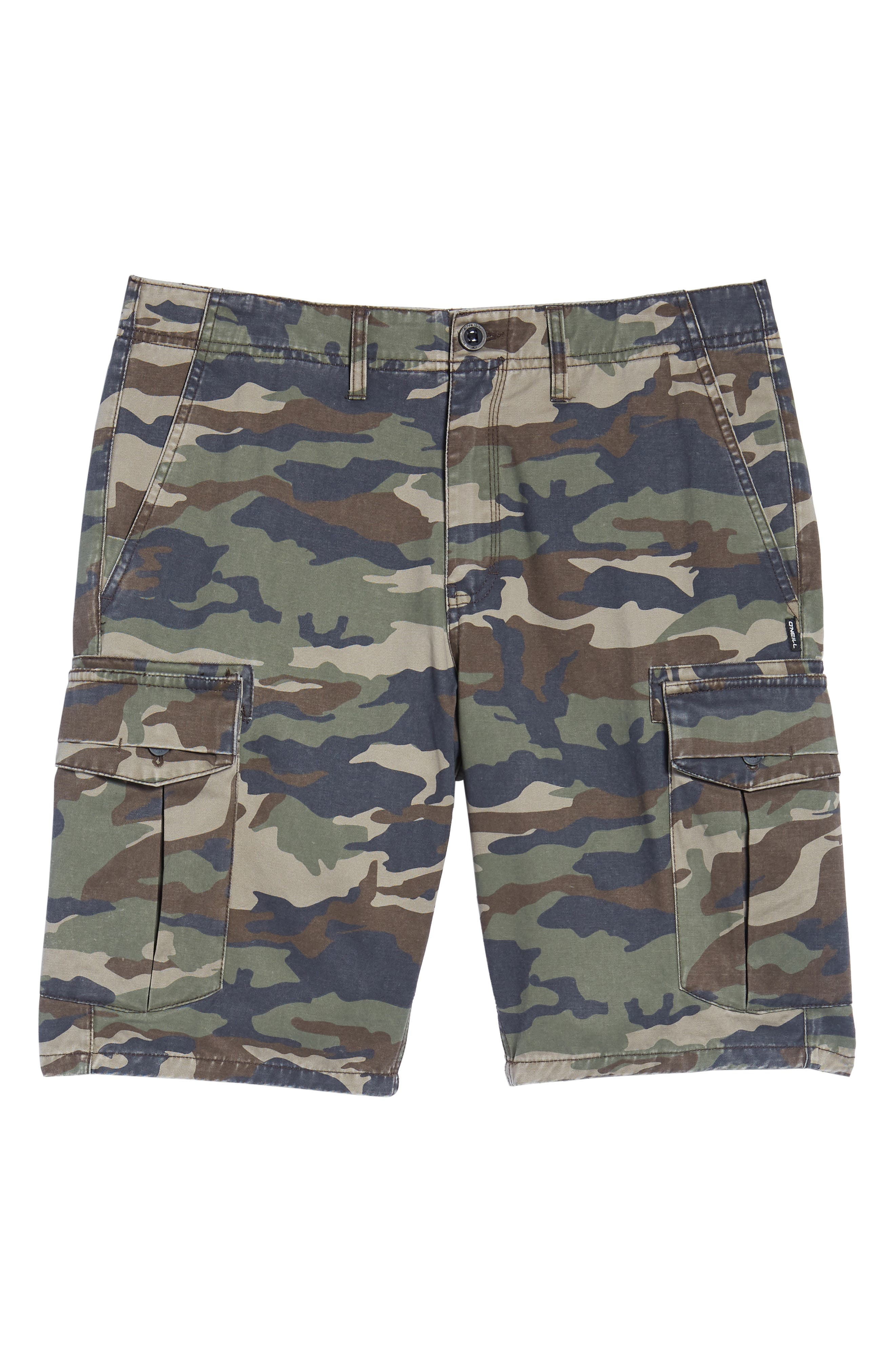 Campbell Cargo Shorts,                             Alternate thumbnail 12, color,