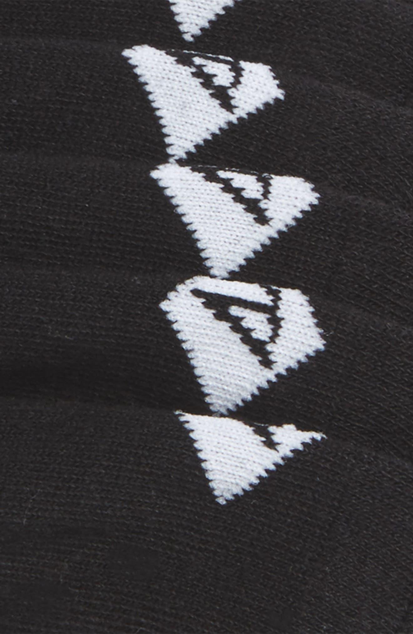 Cushion Canoe 3-Pack Liner Socks,                             Alternate thumbnail 3, color,