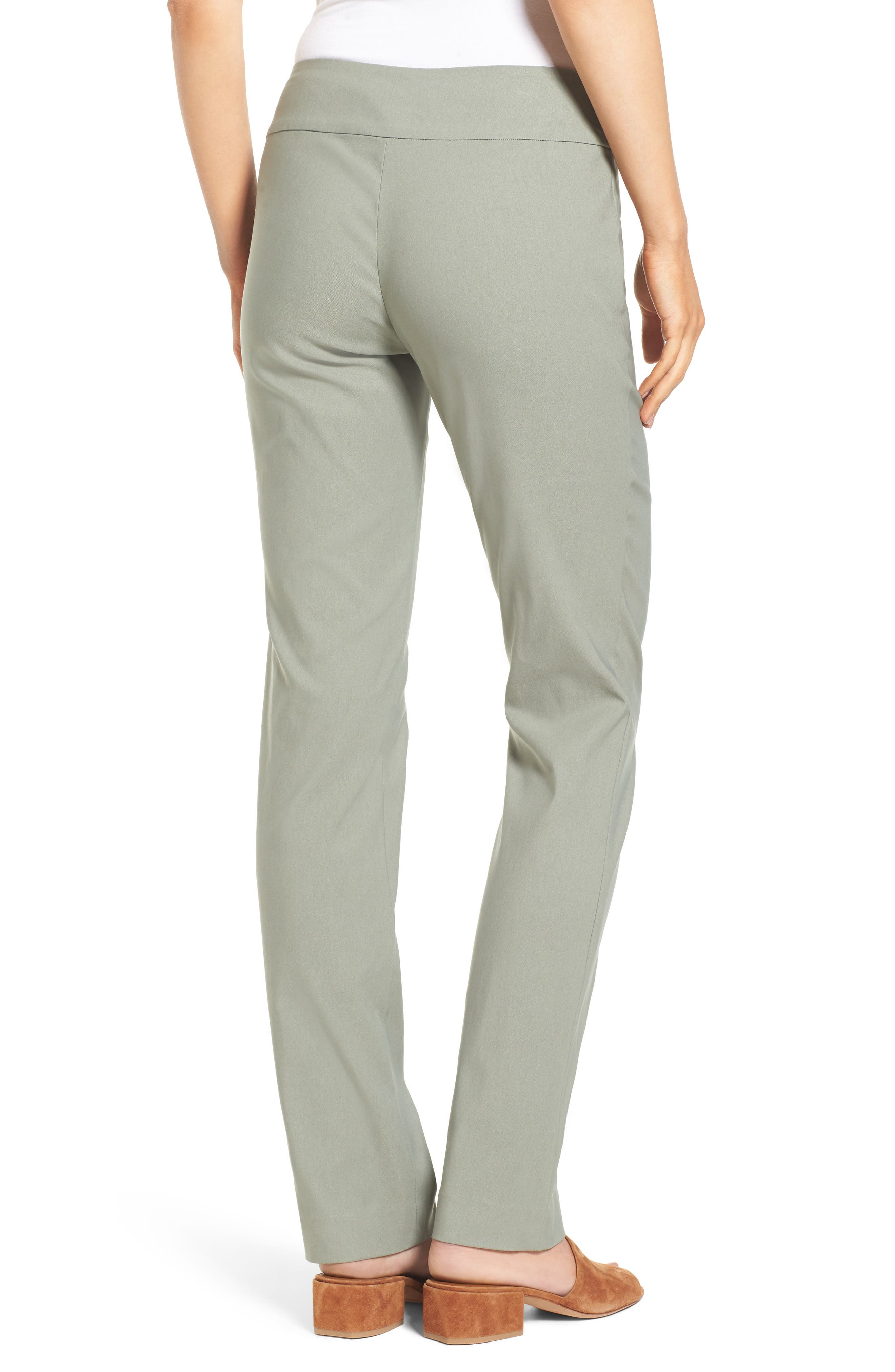 Wonder Stretch Straight Leg Pants,                             Alternate thumbnail 2, color,                             353