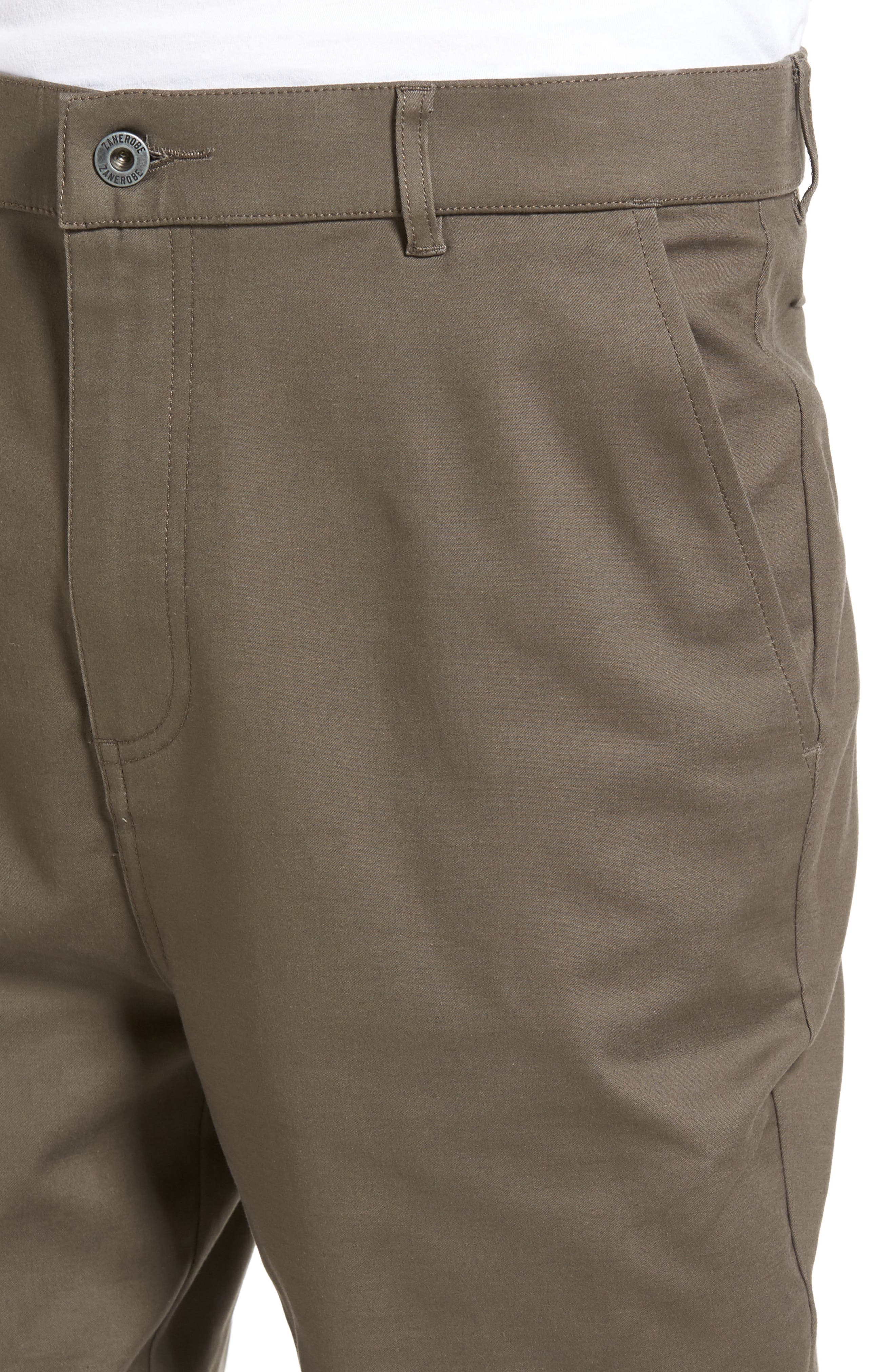 'Sharpshot' Slouchy Skinny Fit Chinos,                             Alternate thumbnail 20, color,