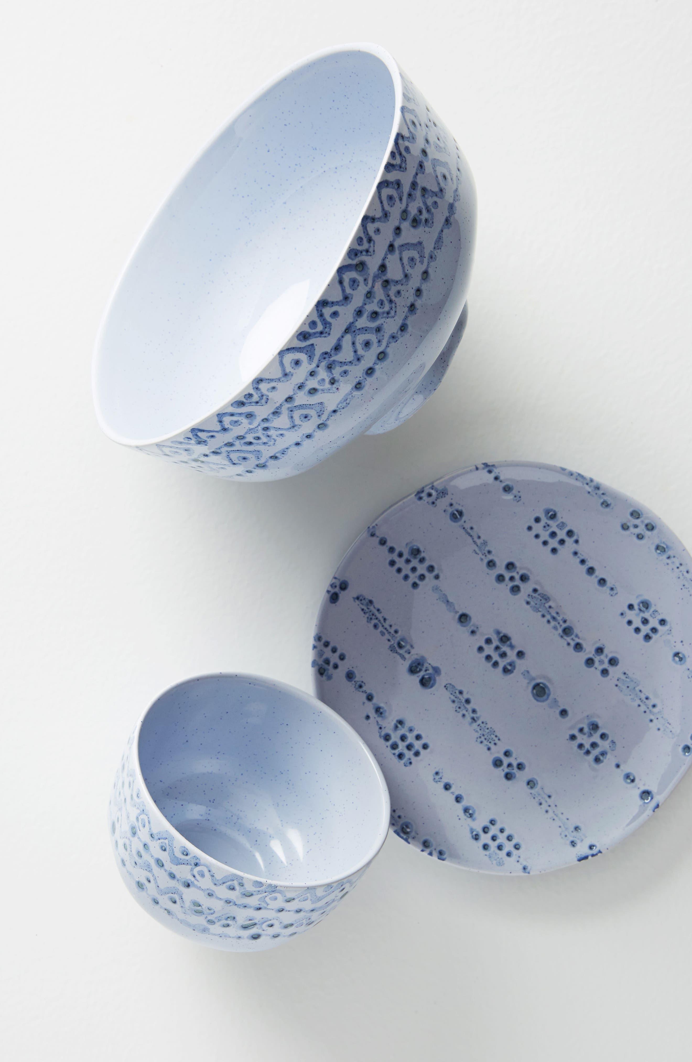 Tacola Canapé Plate,                         Main,                         color, 400