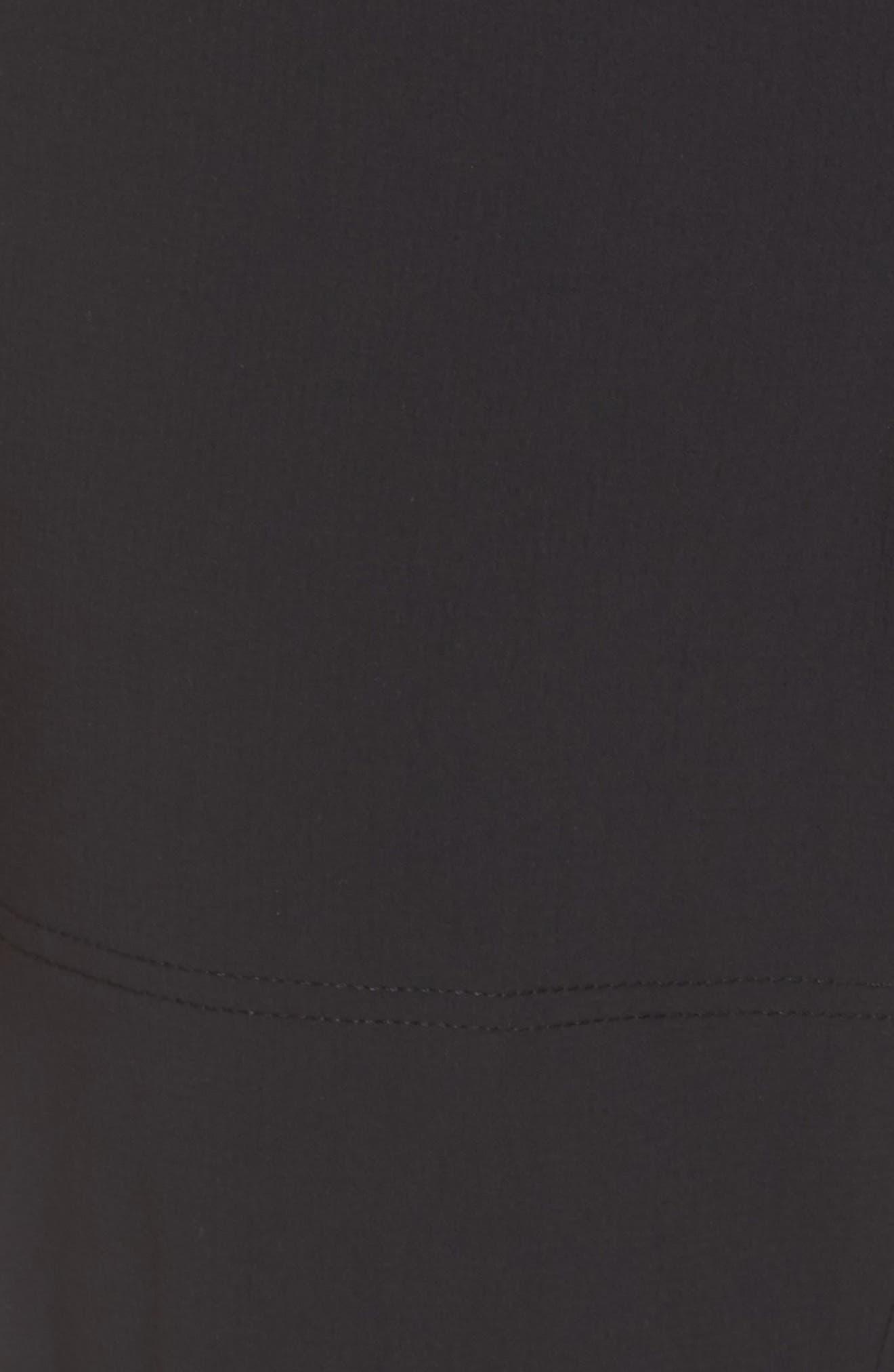 Bouldren Pants,                             Alternate thumbnail 6, color,                             TNF BLACK
