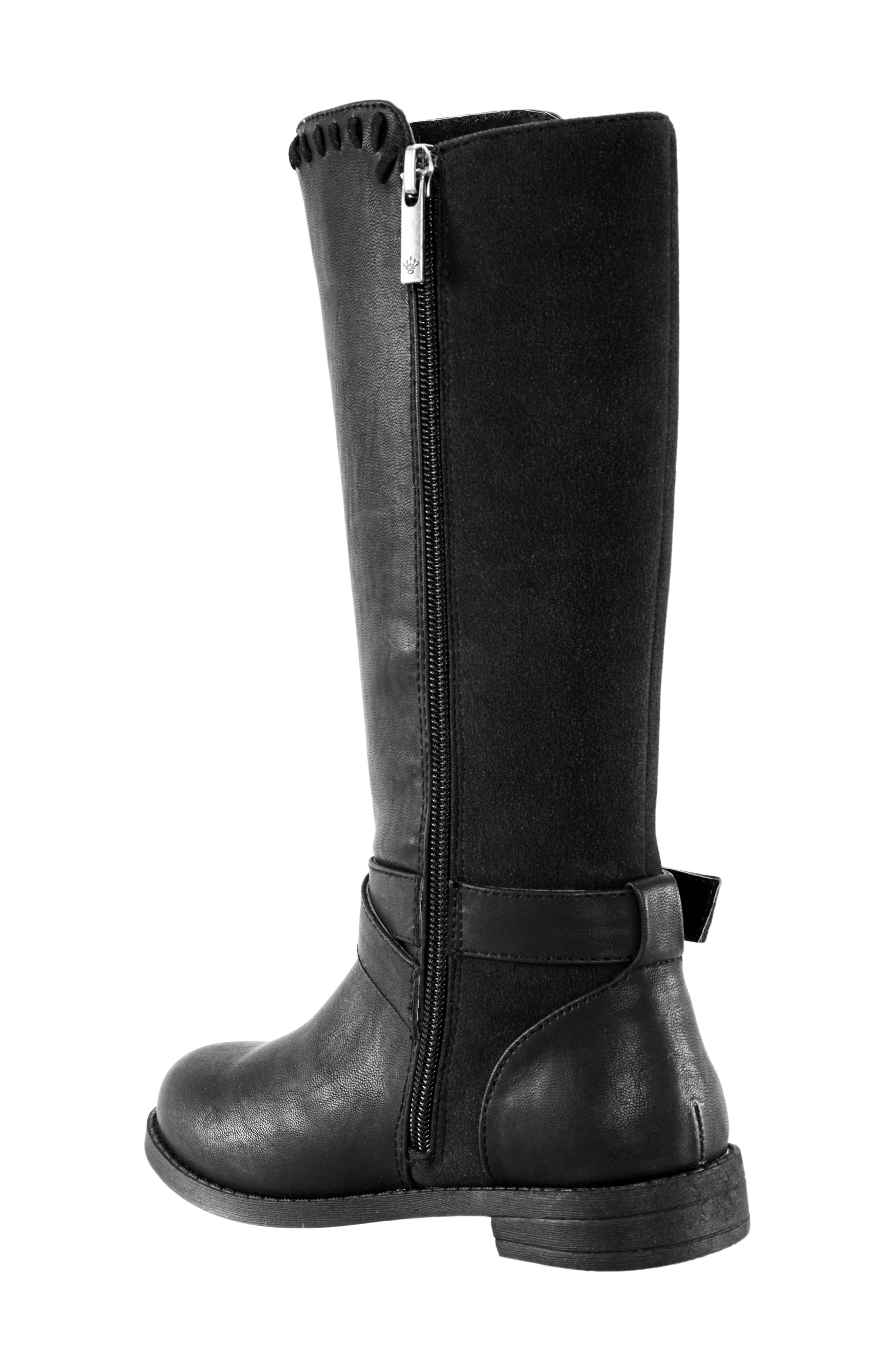 Jeanie Riding Boot,                             Alternate thumbnail 2, color,                             003