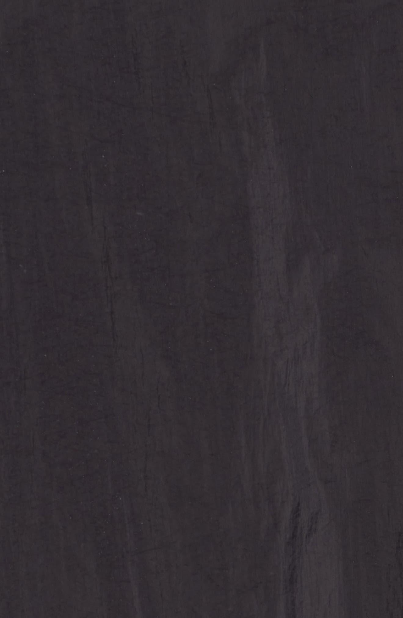 Crinkle Anorak Jacket,                             Alternate thumbnail 7, color,                             001