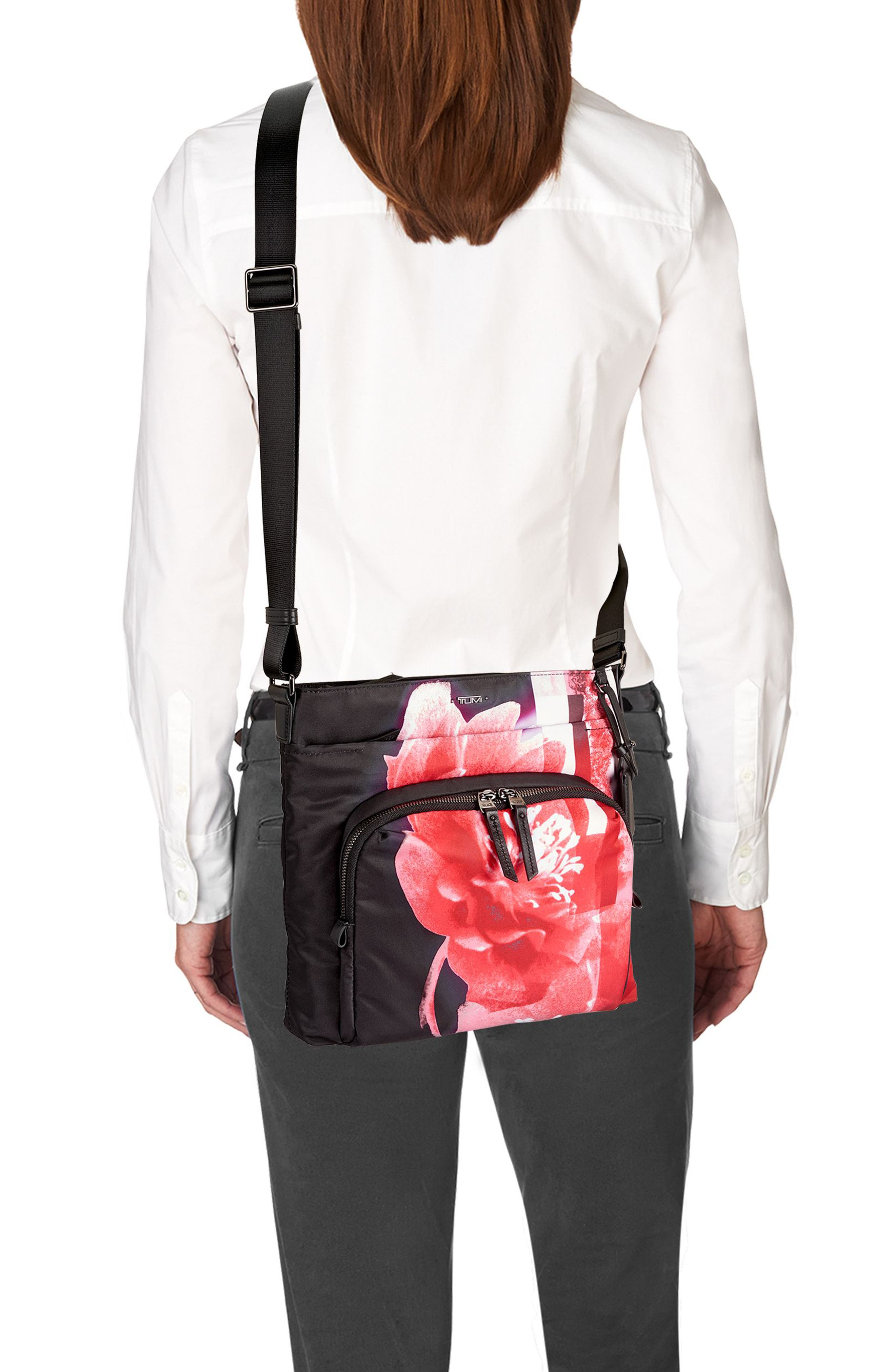 Voyageur - Capri Nylon Crossbody Bag,                             Alternate thumbnail 22, color,