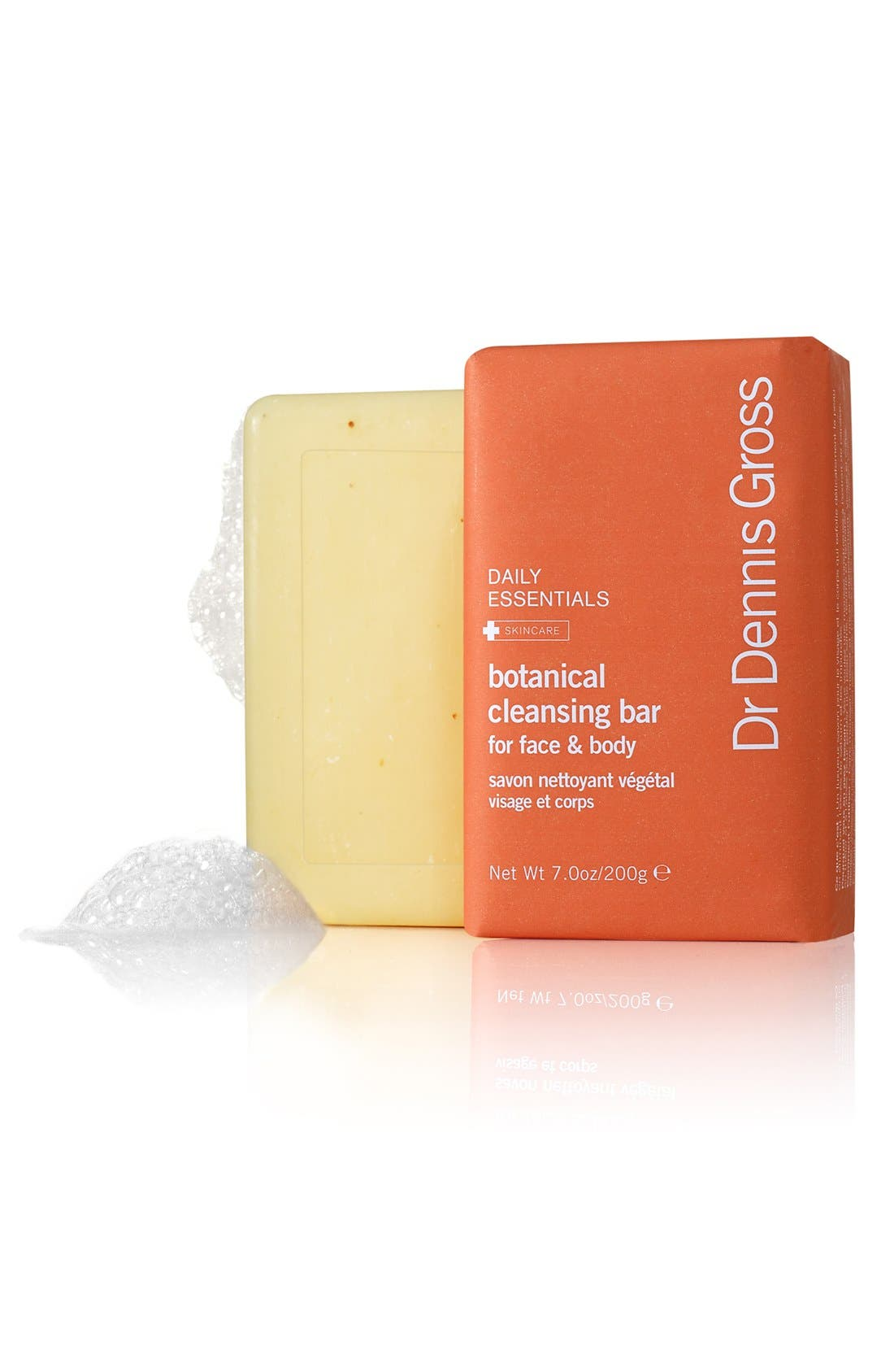 Botanical Cleansing Bar with Tea Tree & Aloe,                         Main,                         color, NO COLOR