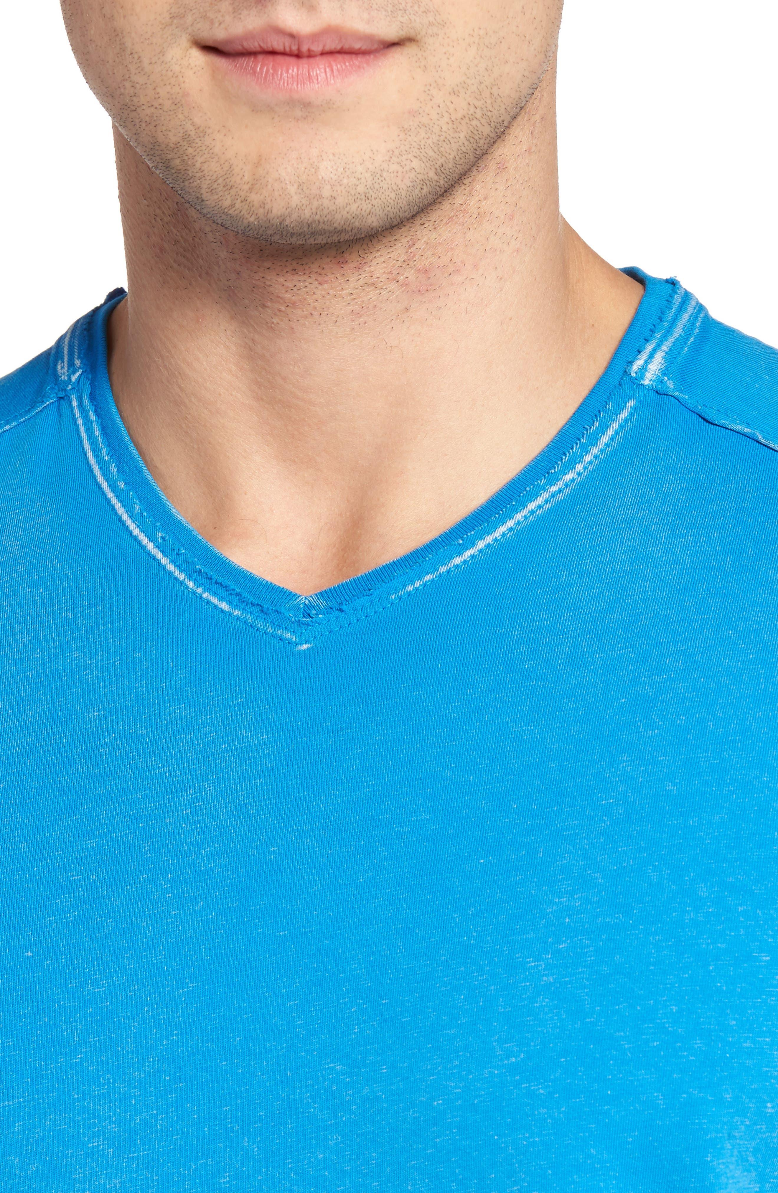 'Kahuna' V-Neck T-Shirt,                             Alternate thumbnail 41, color,