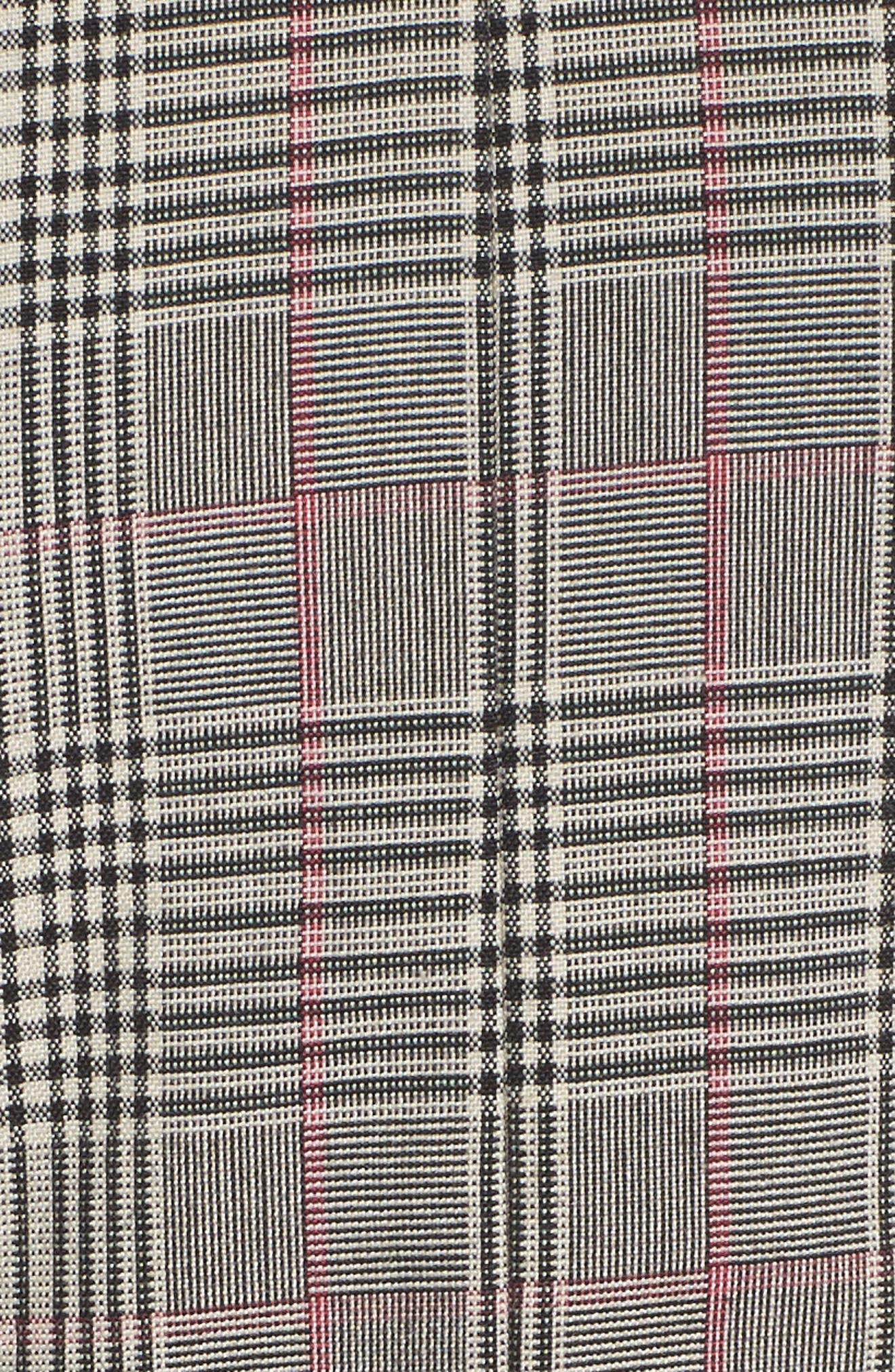 Aurora Plaid Tie Sheath,                             Alternate thumbnail 5, color,                             060