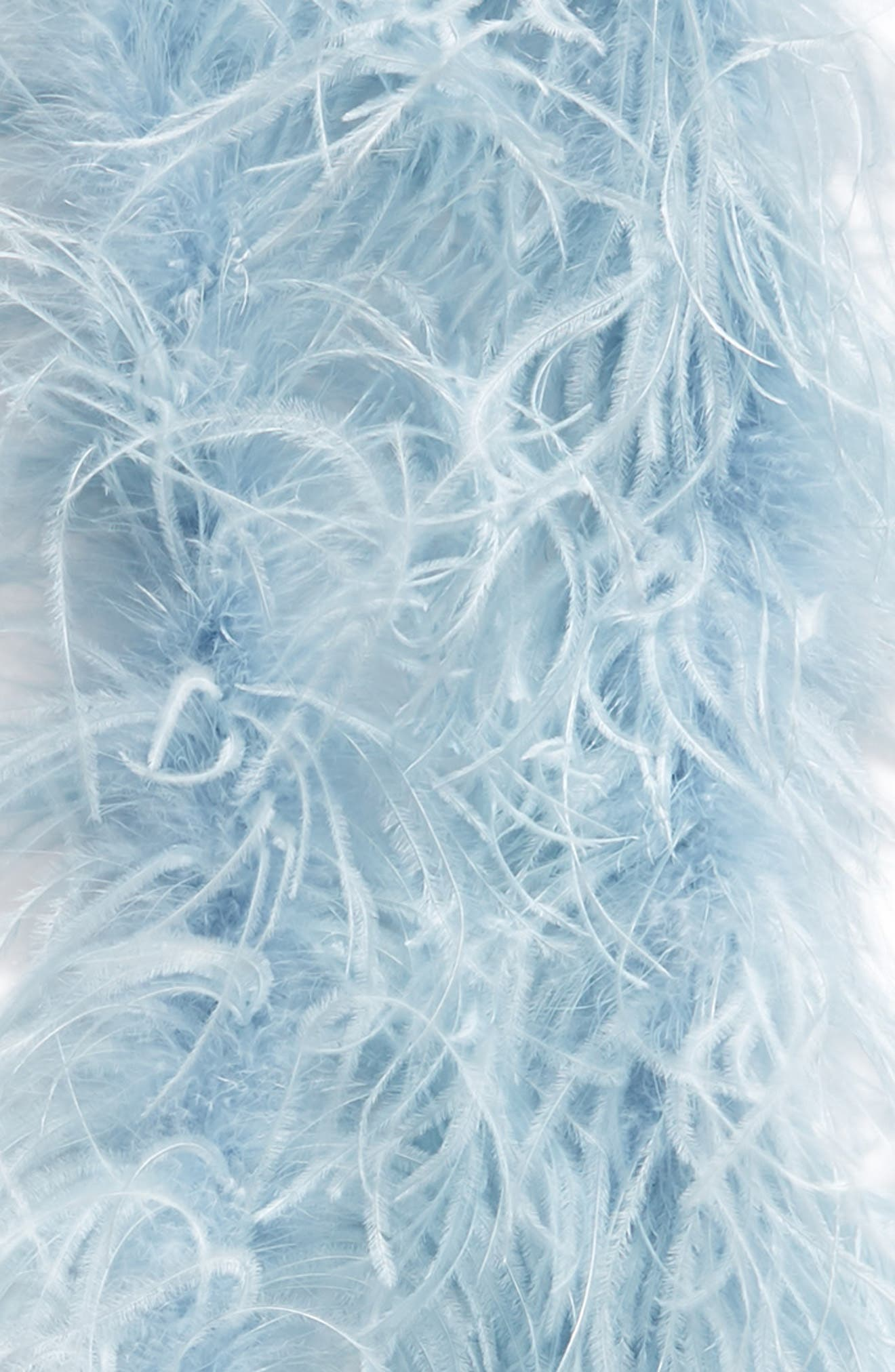 Ostrich Feather Scarf,                             Alternate thumbnail 11, color,