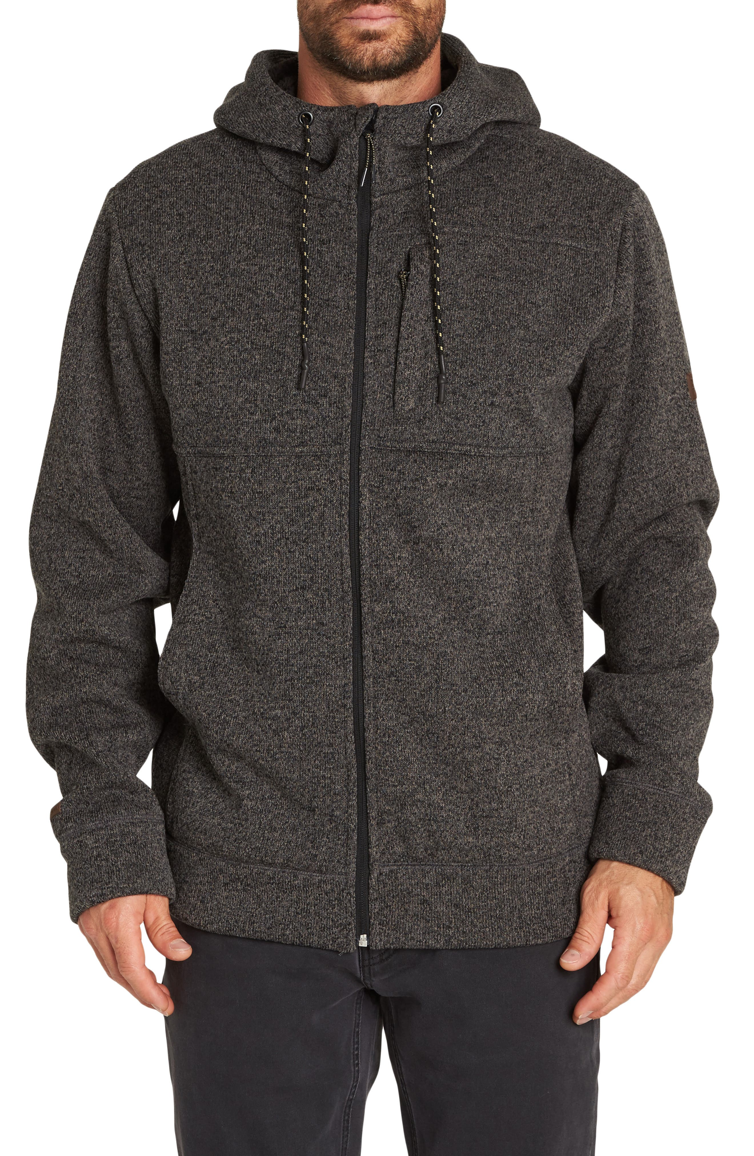 Boundary Sherpa Zip Hoodie by Billabong