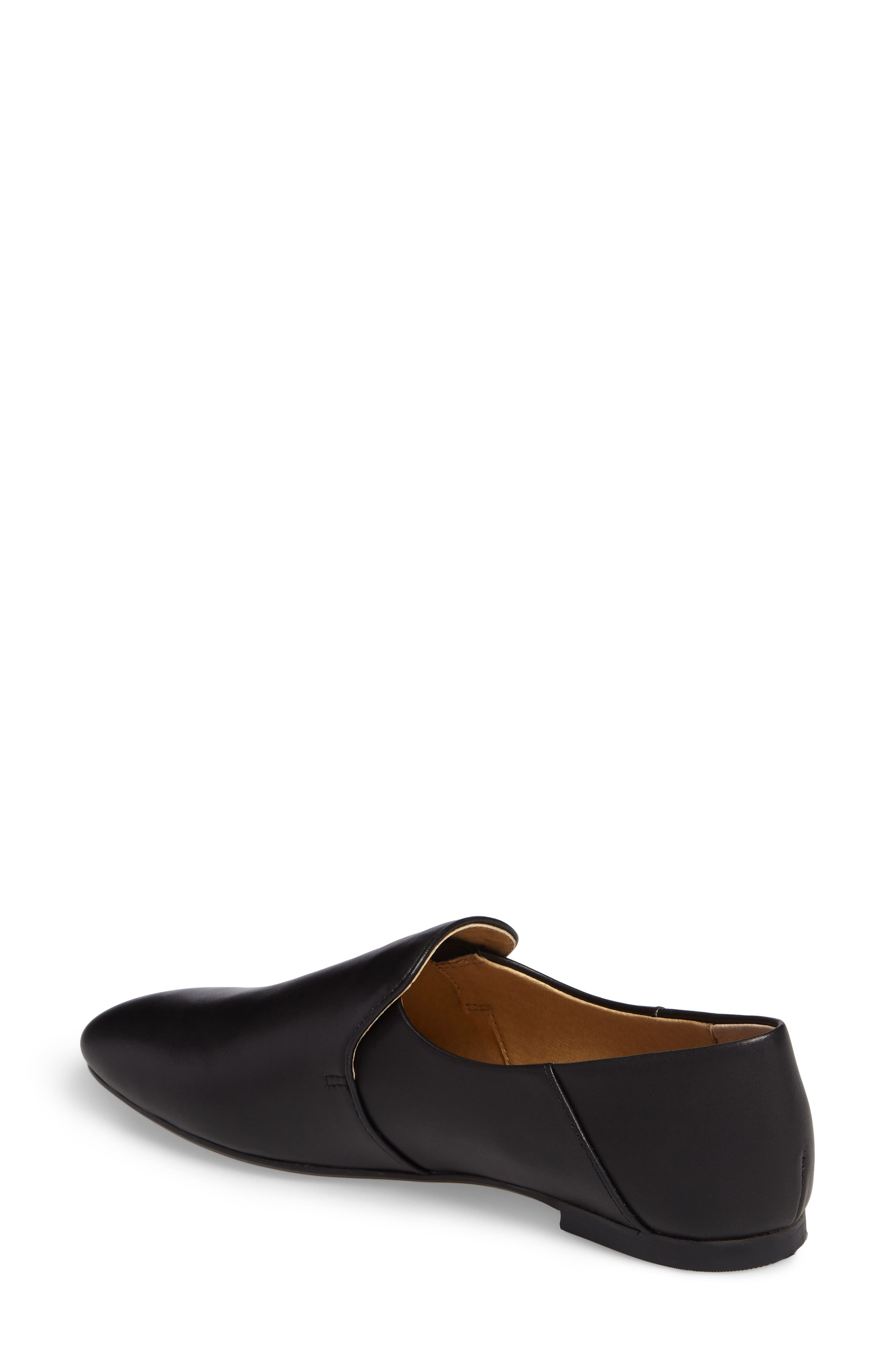 Derby Loafer Flat,                             Alternate thumbnail 2, color,                             002