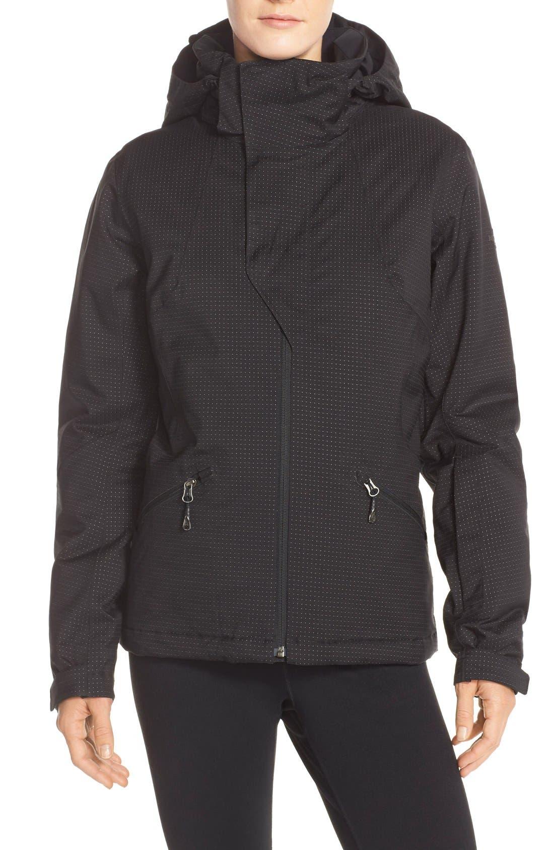 THE NORTH FACE 'Lulea' Waterpoof Heatseeker<sup>™</sup> Jacket, Main, color, 001