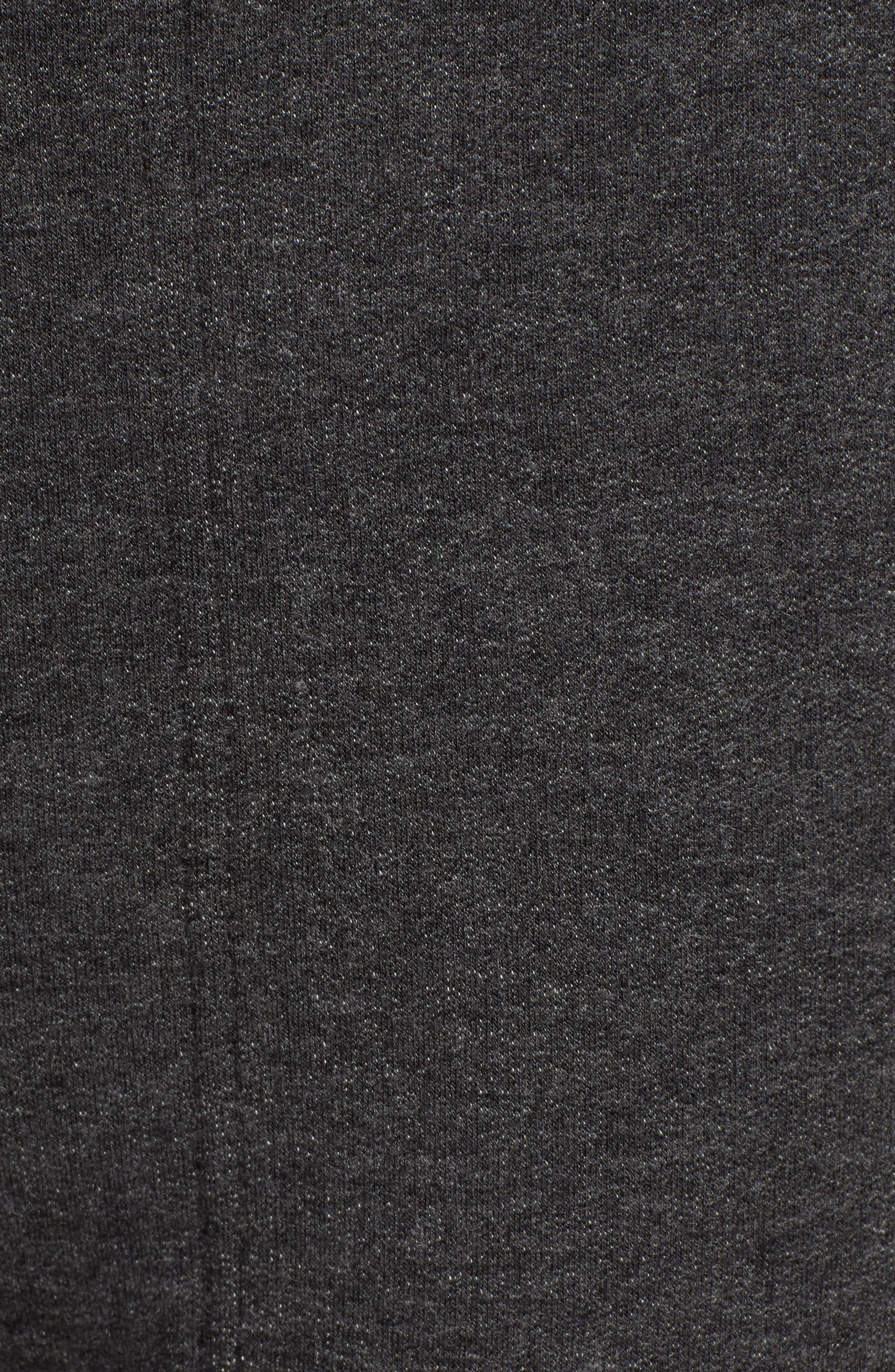 Zen Bounce Upstate Sweatpants,                             Alternate thumbnail 6, color,                             CHARCOAL