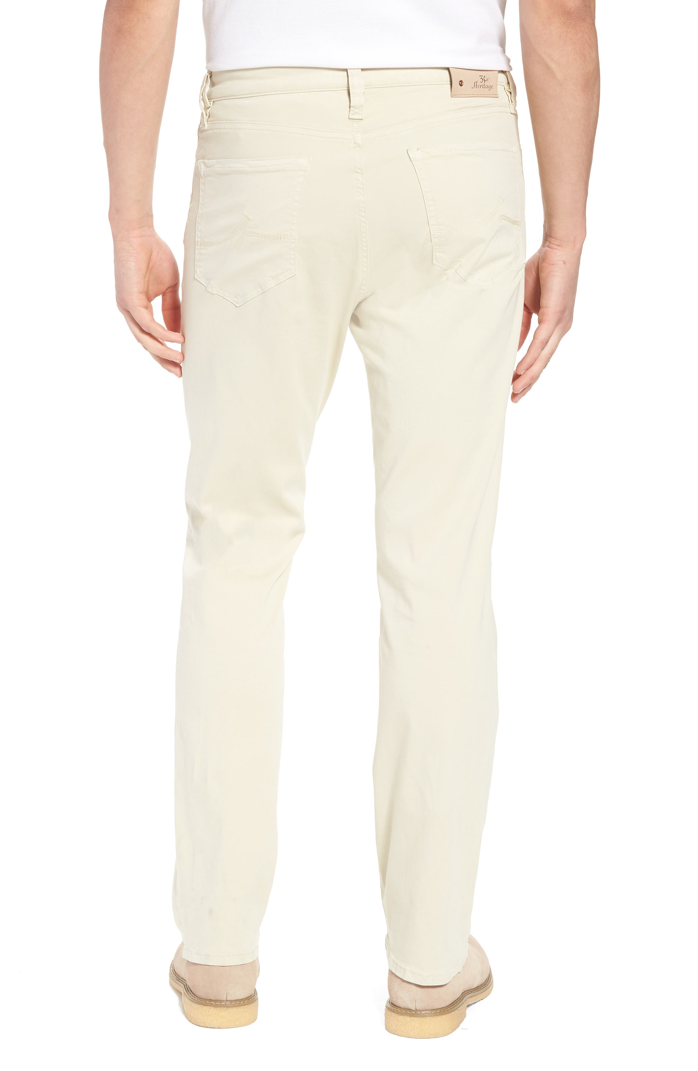 Charisma Relaxed Fit Jeans,                             Alternate thumbnail 2, color,                             BONE TWILL