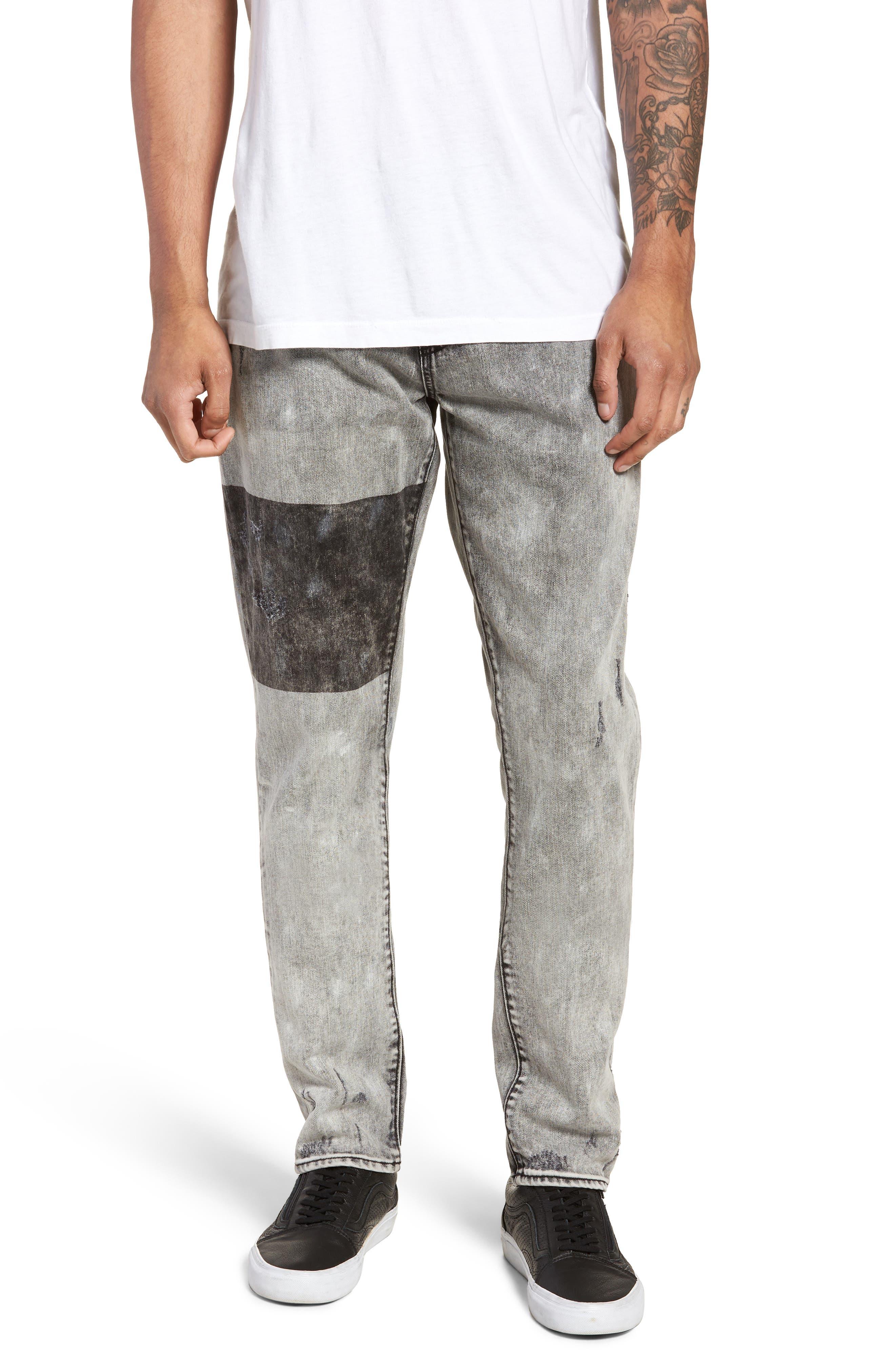 Windsor Slim Fit Jeans,                         Main,                         color, WOE