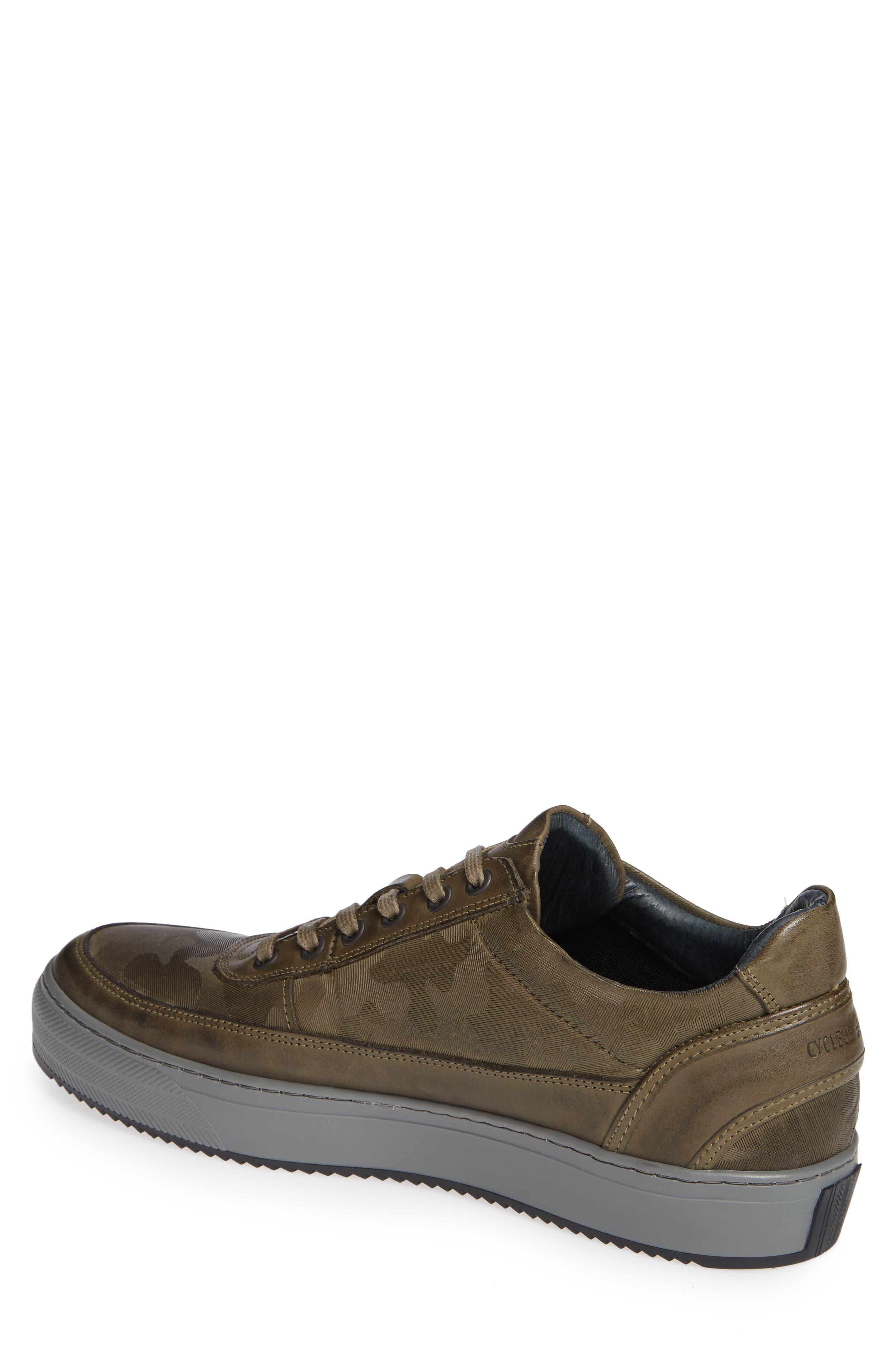 Montreal Sneaker,                             Alternate thumbnail 2, color,                             MILITARY GREEN