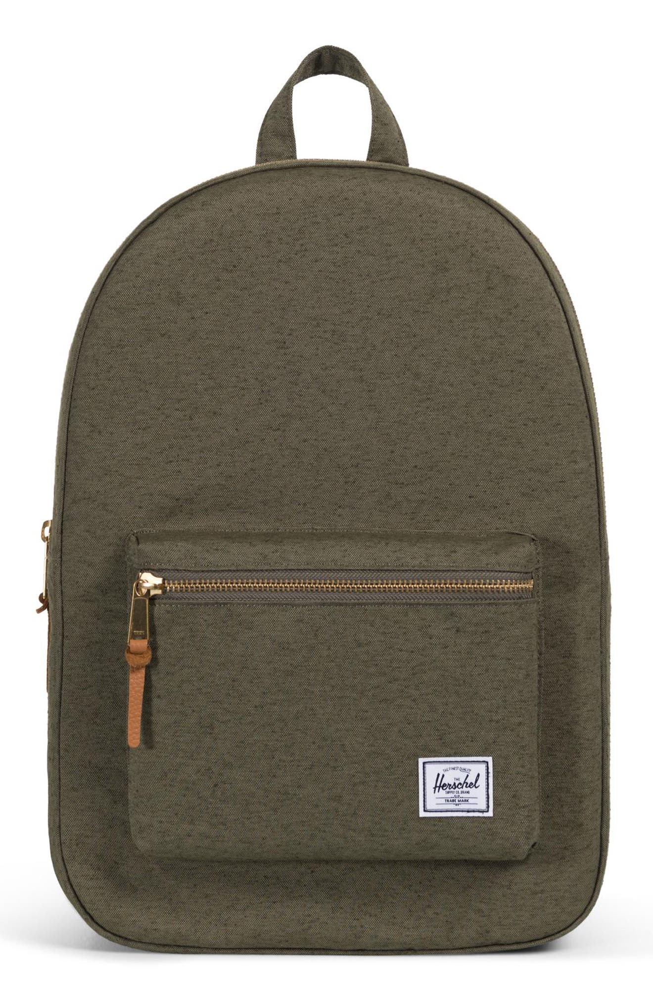 Settlement Backpack,                             Alternate thumbnail 2, color,                             IVY GREEN SLUB