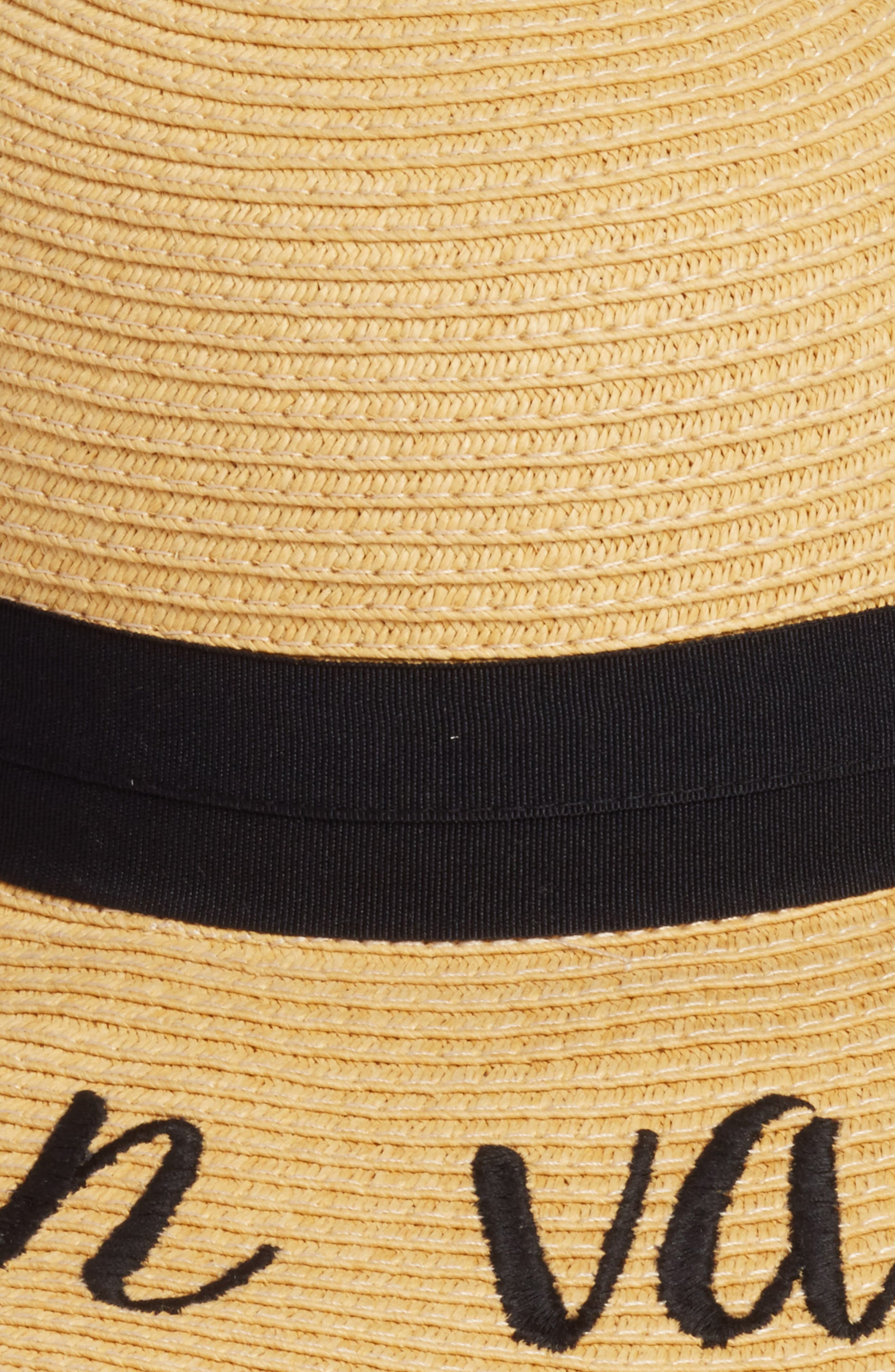 Straw Hat,                             Alternate thumbnail 2, color,                             250