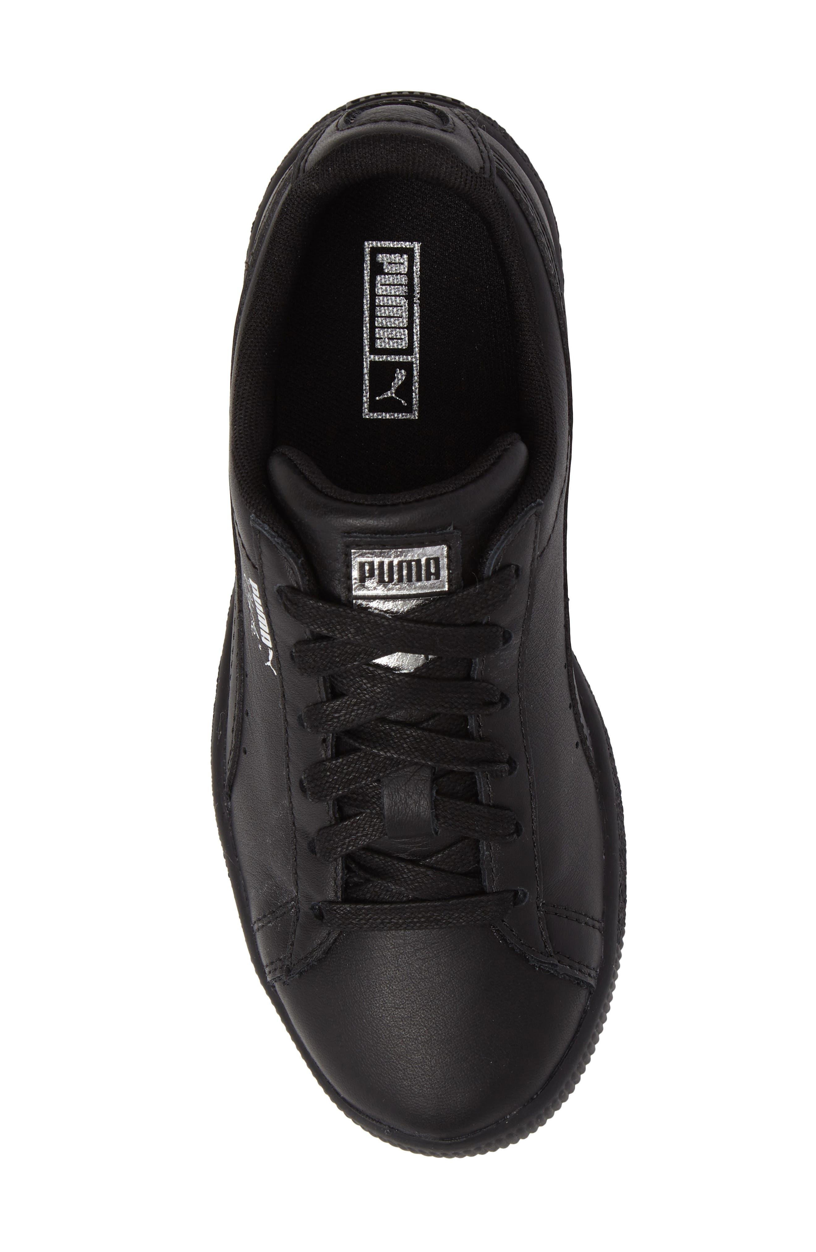 Clyde Core Foil Sneaker,                             Alternate thumbnail 26, color,
