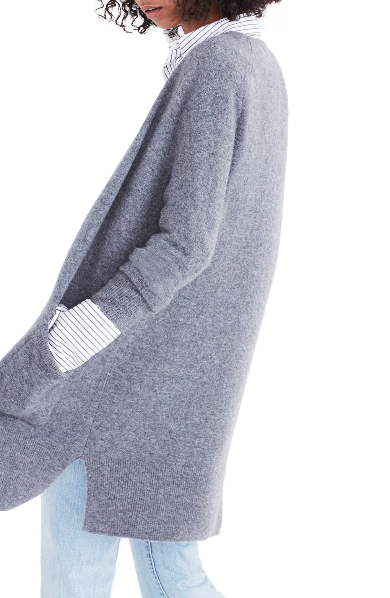 Kent Cardigan Sweater,                             Alternate thumbnail 28, color,