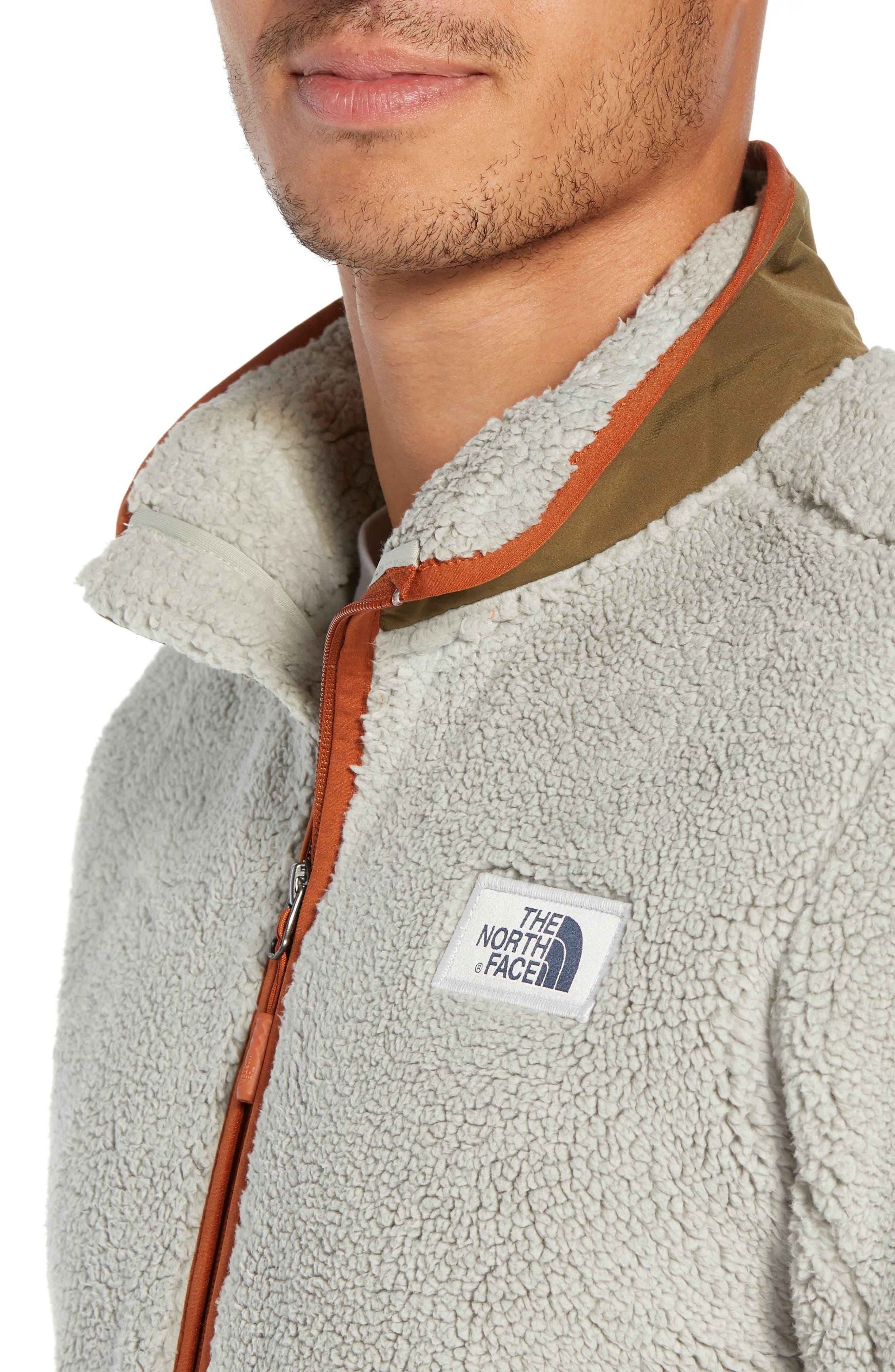 Campshire Zip Fleece Jacket,                             Alternate thumbnail 38, color,