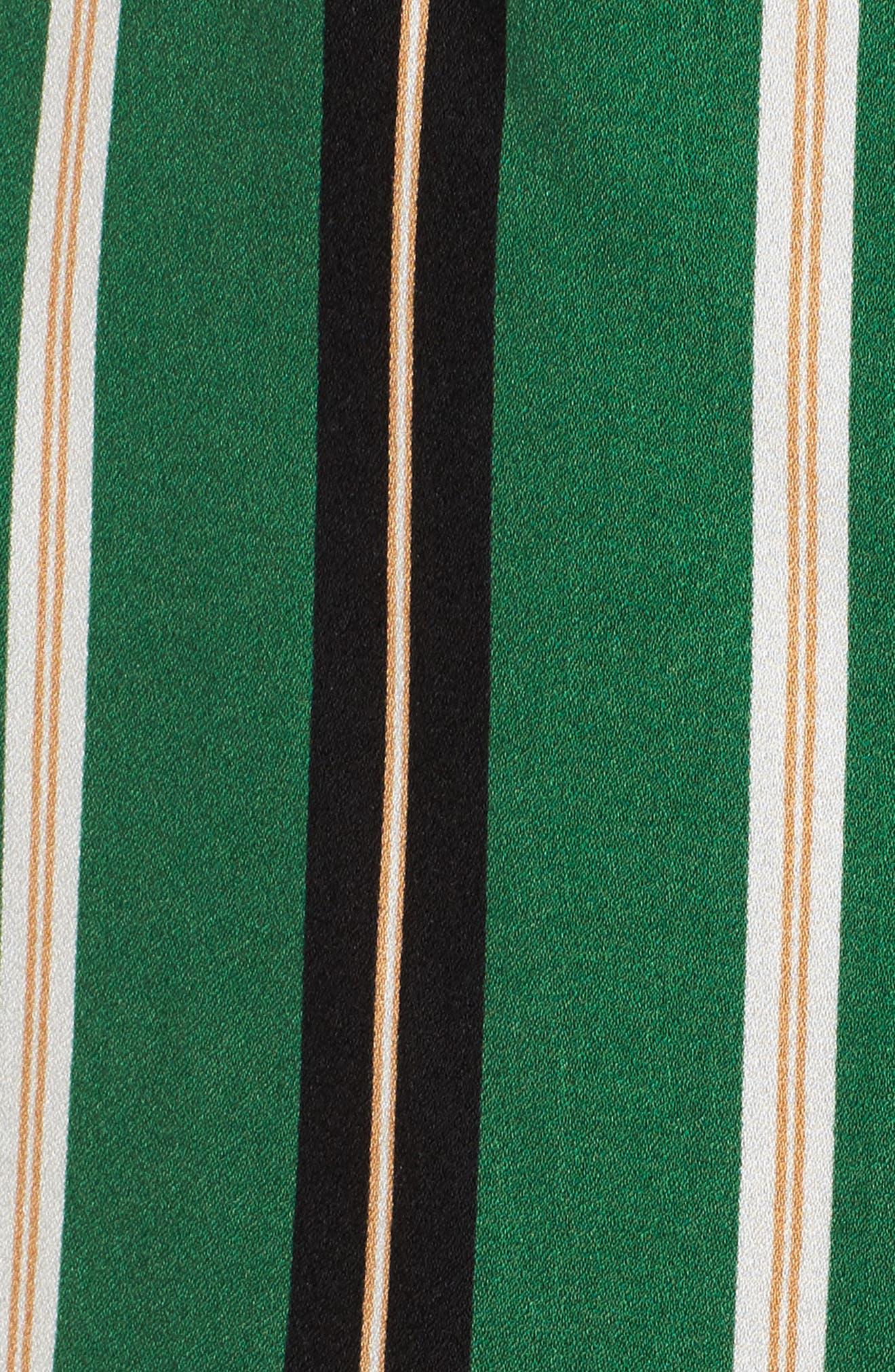 Cutout Wrap Front Maxi Dress,                             Alternate thumbnail 5, color,                             300