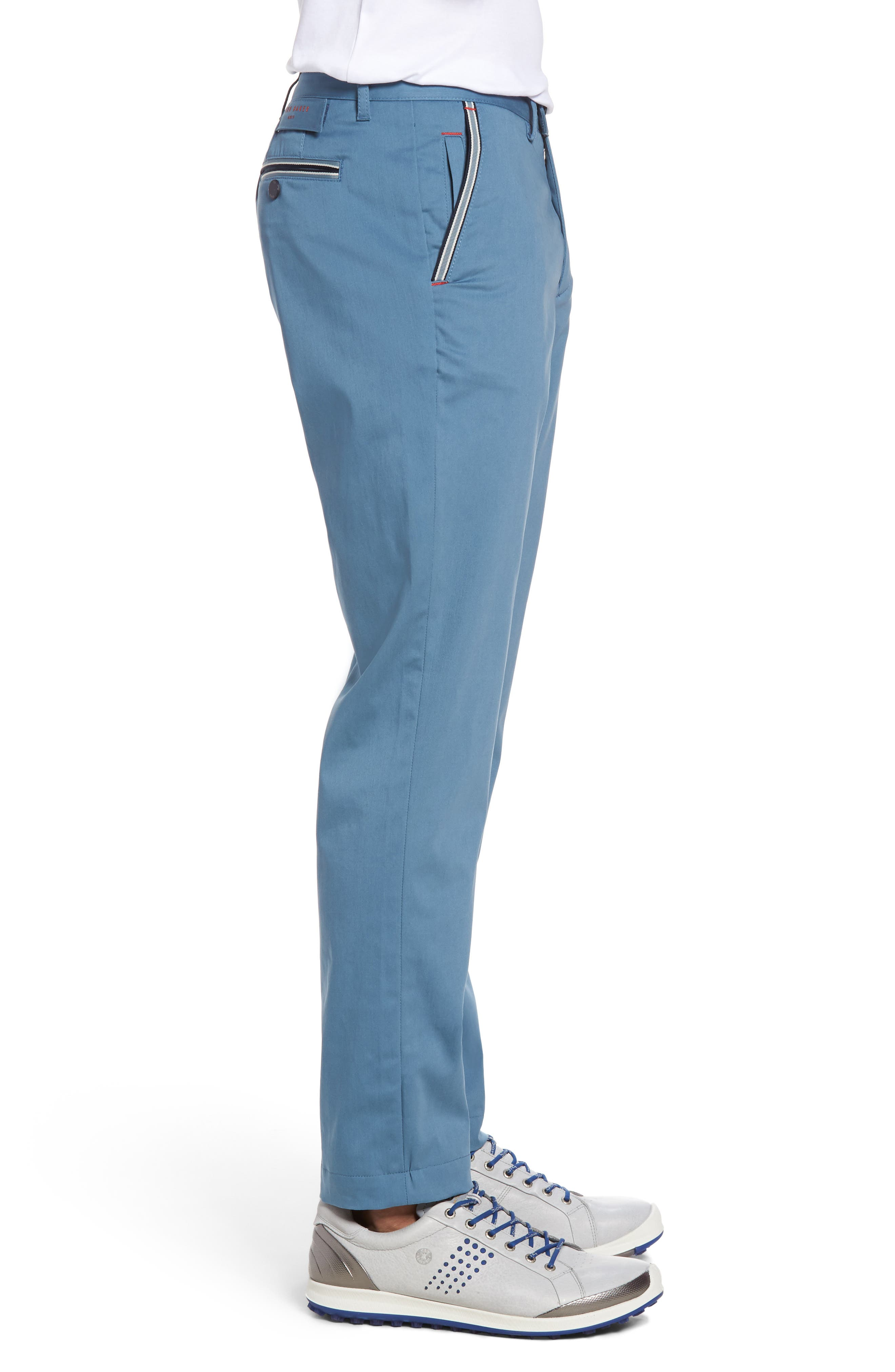 Water Resistant Golf Chinos,                             Alternate thumbnail 15, color,