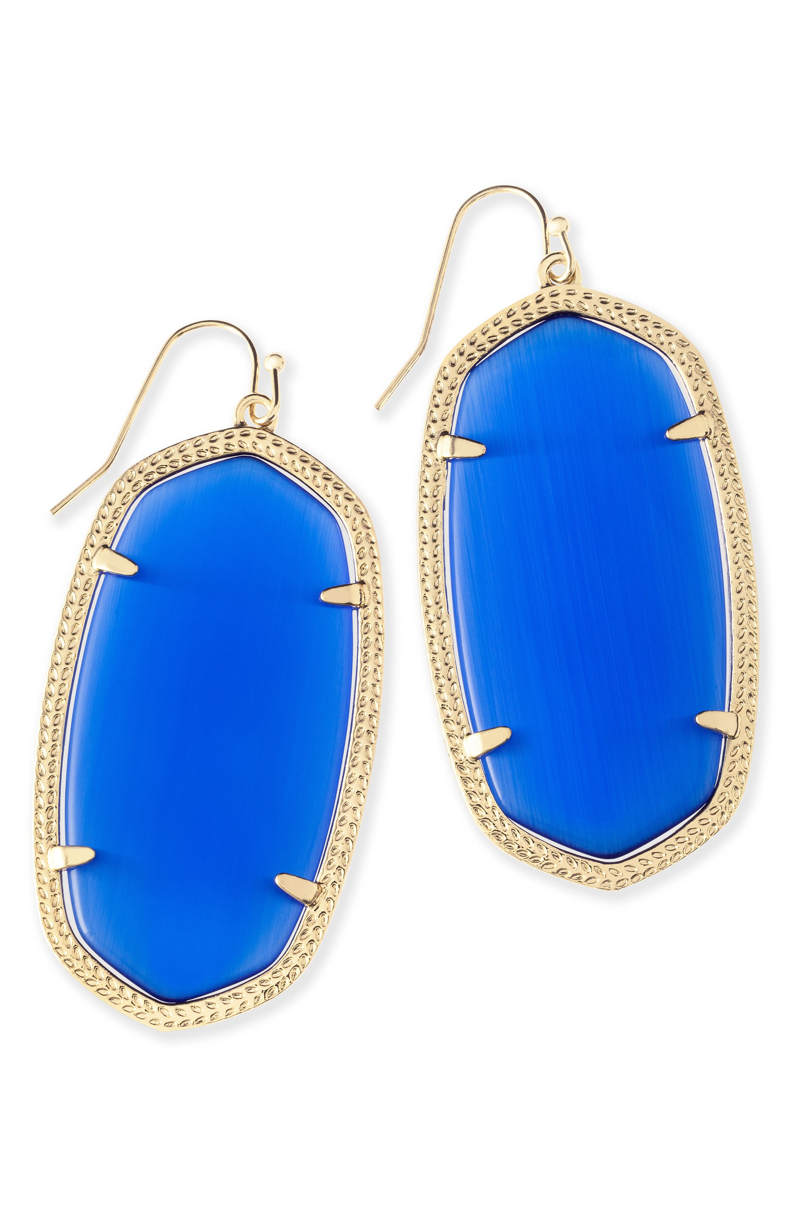 Danielle - Large Oval Statement Earrings,                             Alternate thumbnail 108, color,
