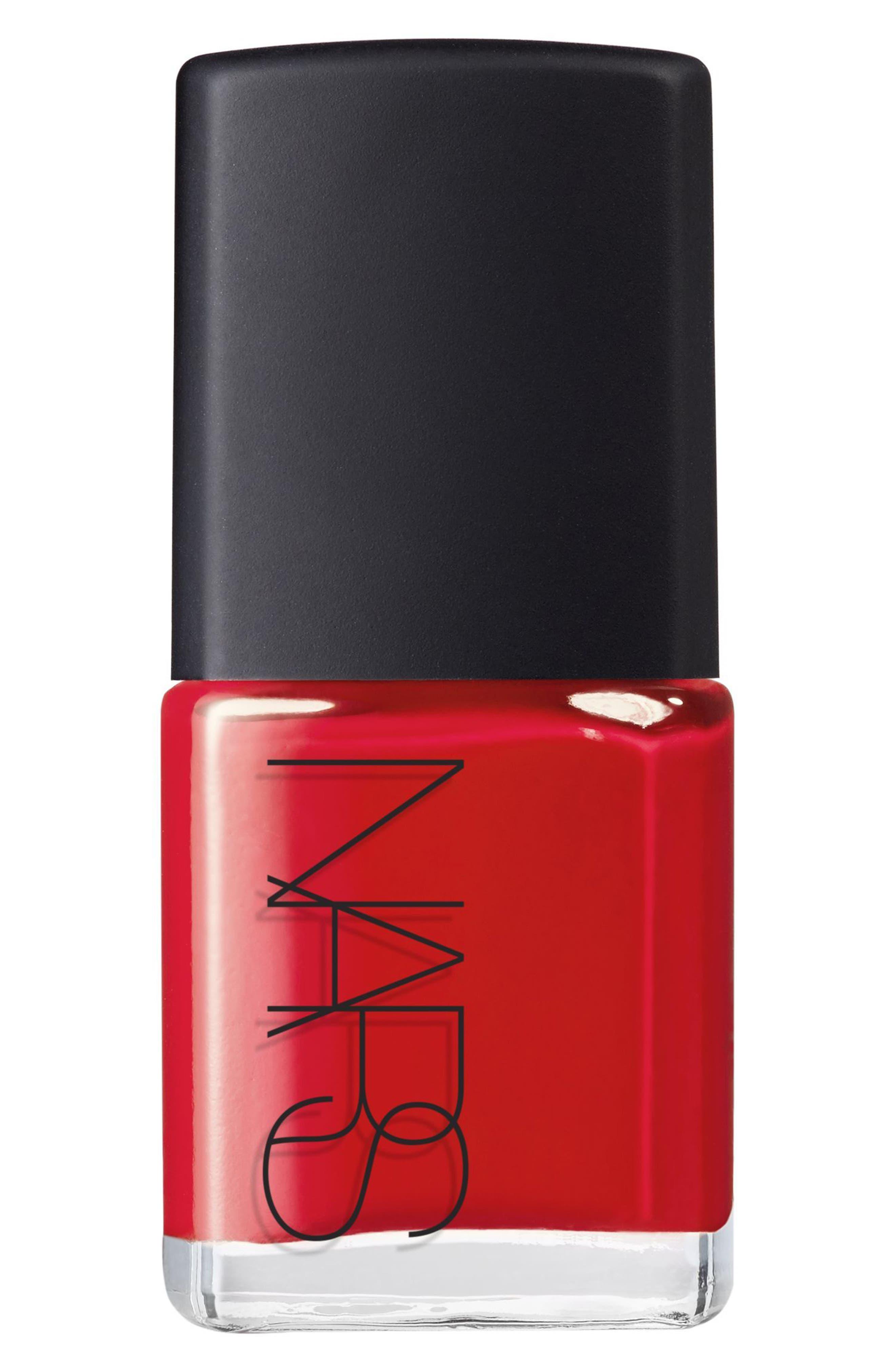 NARS,                             Iconic Color Nail Polish,                             Main thumbnail 1, color,                             656