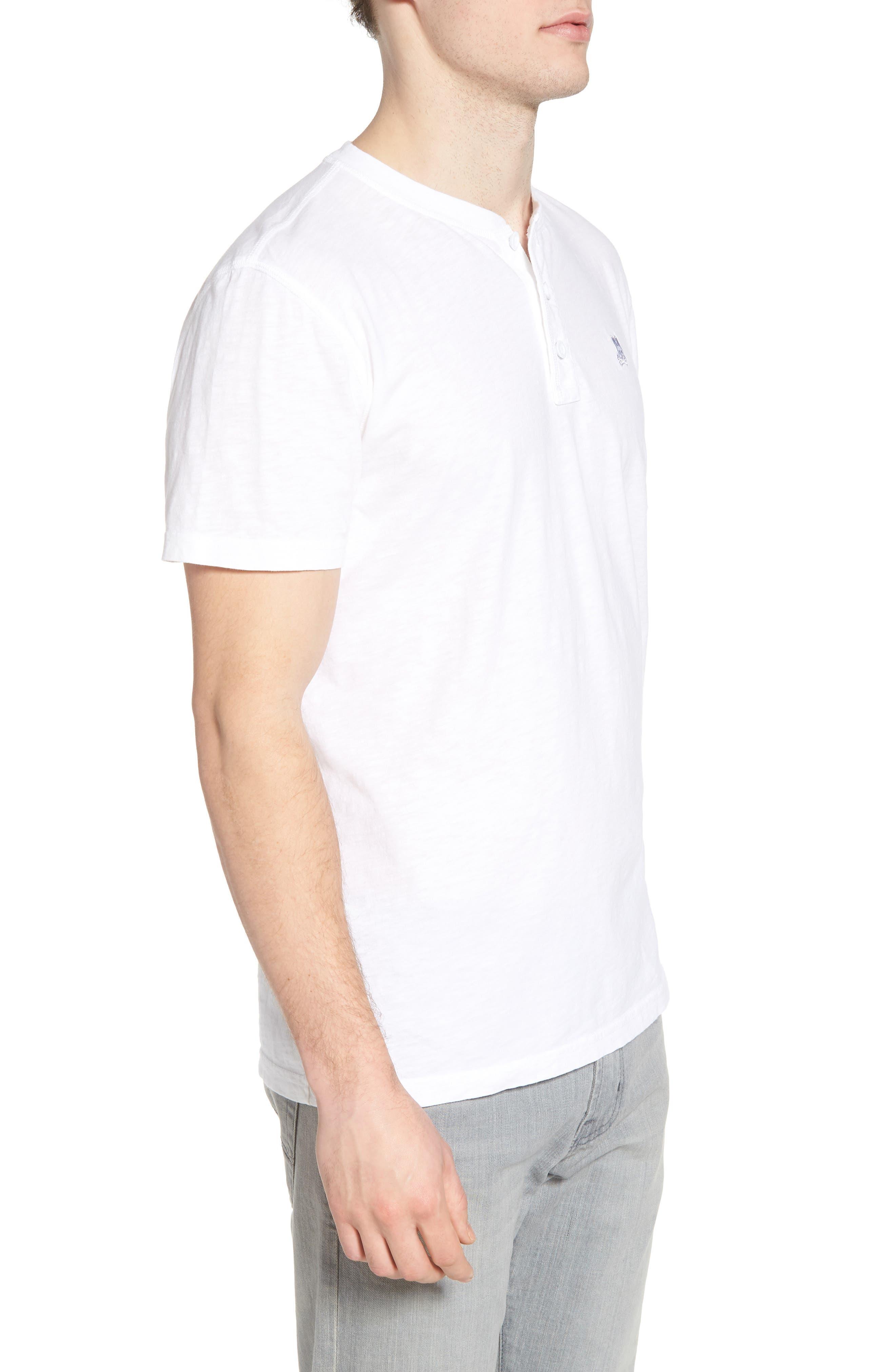 Sunwash Henley T-Shirt,                             Alternate thumbnail 12, color,