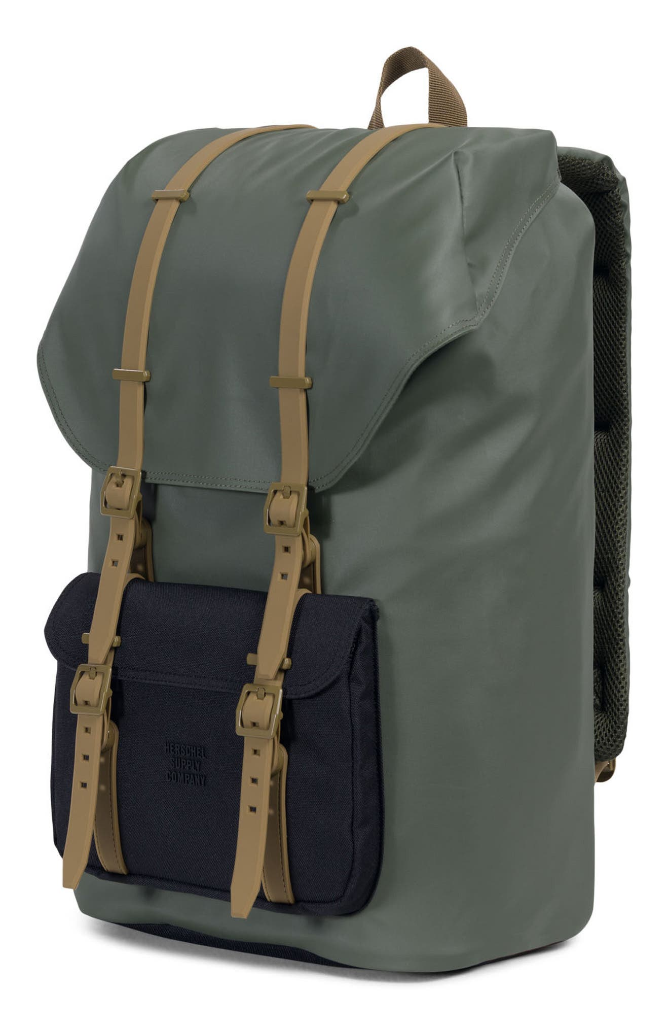 Little America Studio Collection Backpack,                             Alternate thumbnail 3, color,                             305