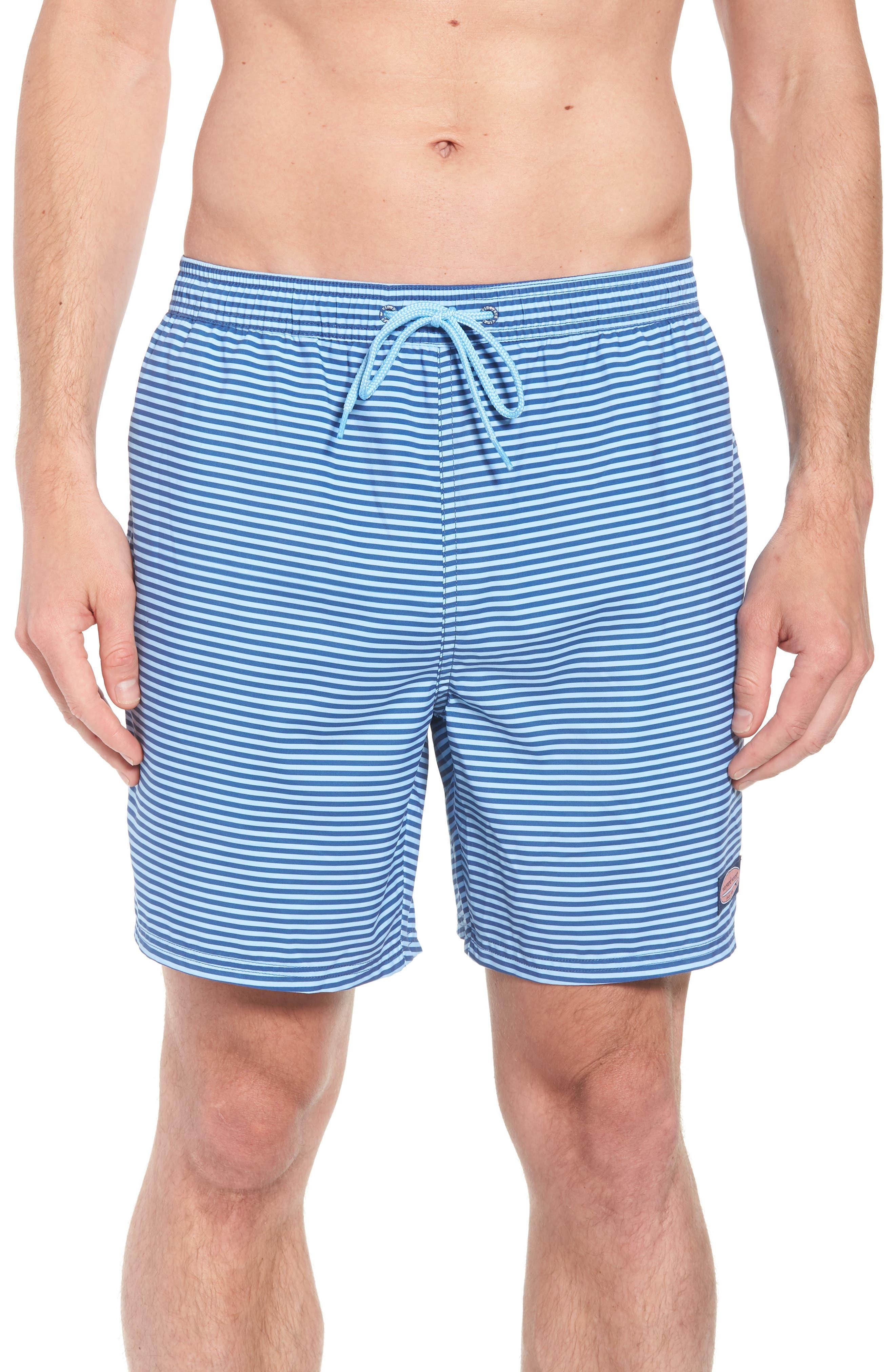 Chappy Stiles Point Swim Trunks,                         Main,                         color, 461
