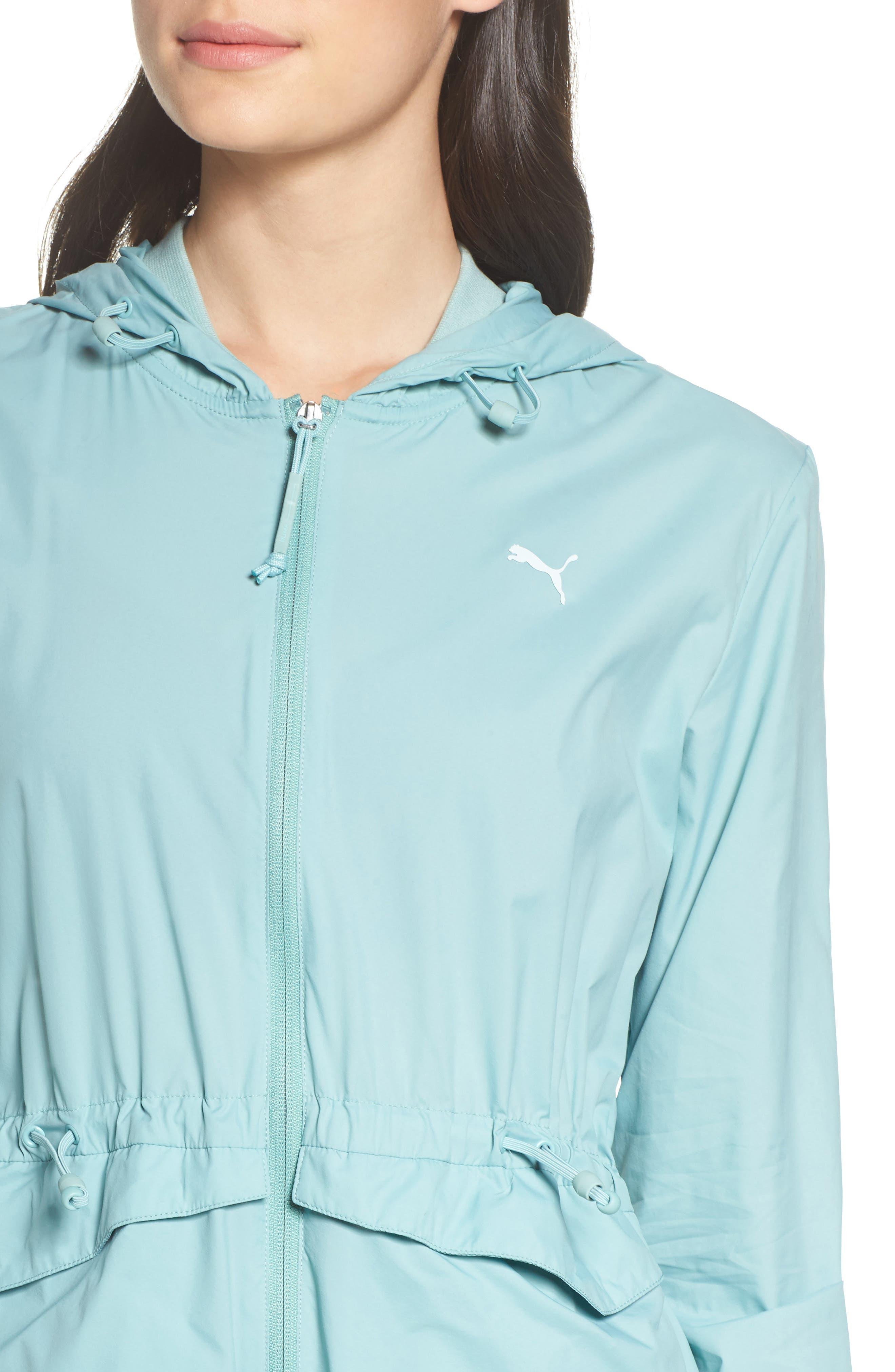 Evo Foldable Windrunner Jacket,                             Alternate thumbnail 9, color,