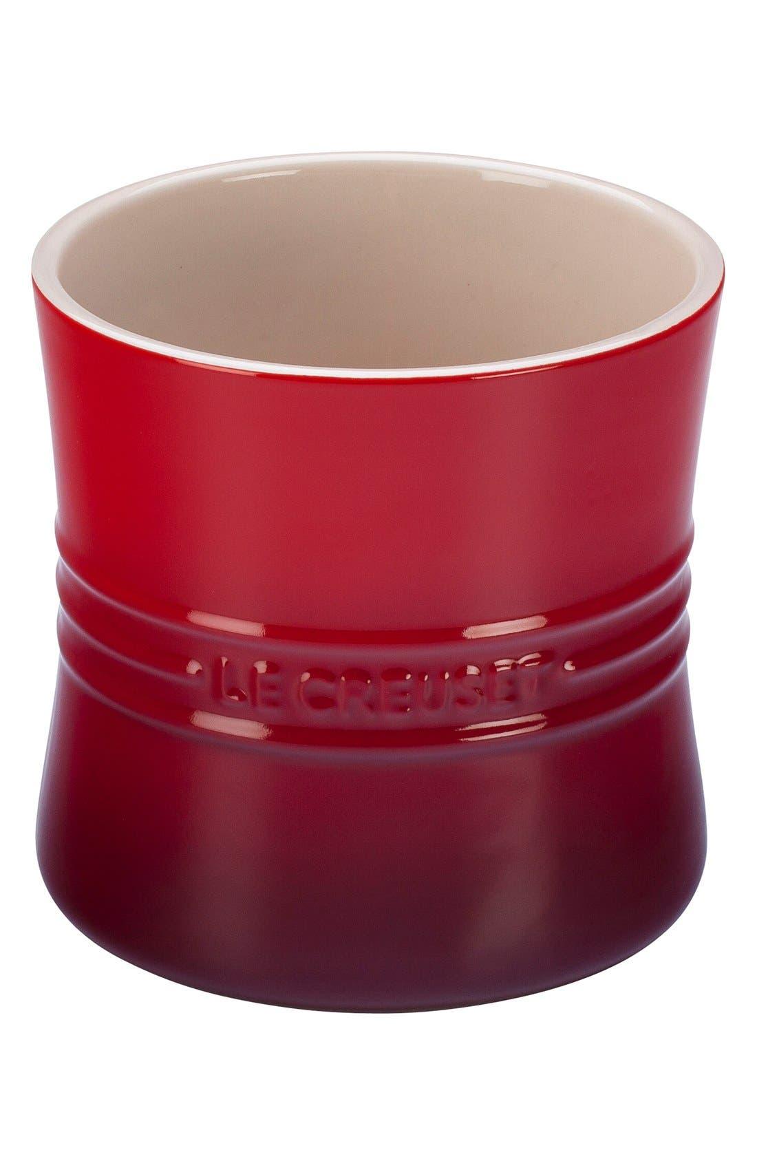 LE CREUSET Utensil Crock, Main, color, 600