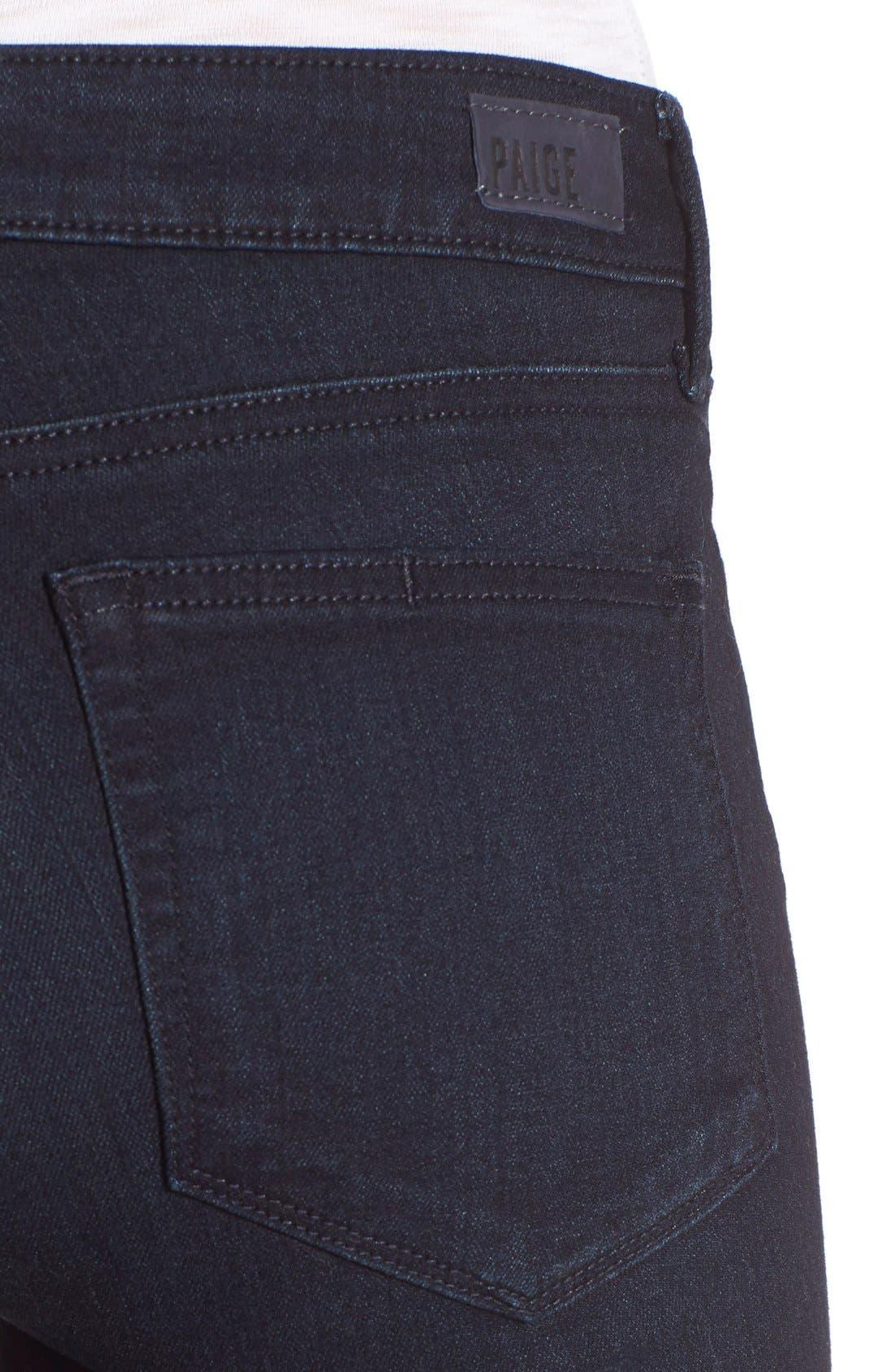 Denim 'Verdugo' Ultra Skinny Jeans,                             Alternate thumbnail 4, color,                             400