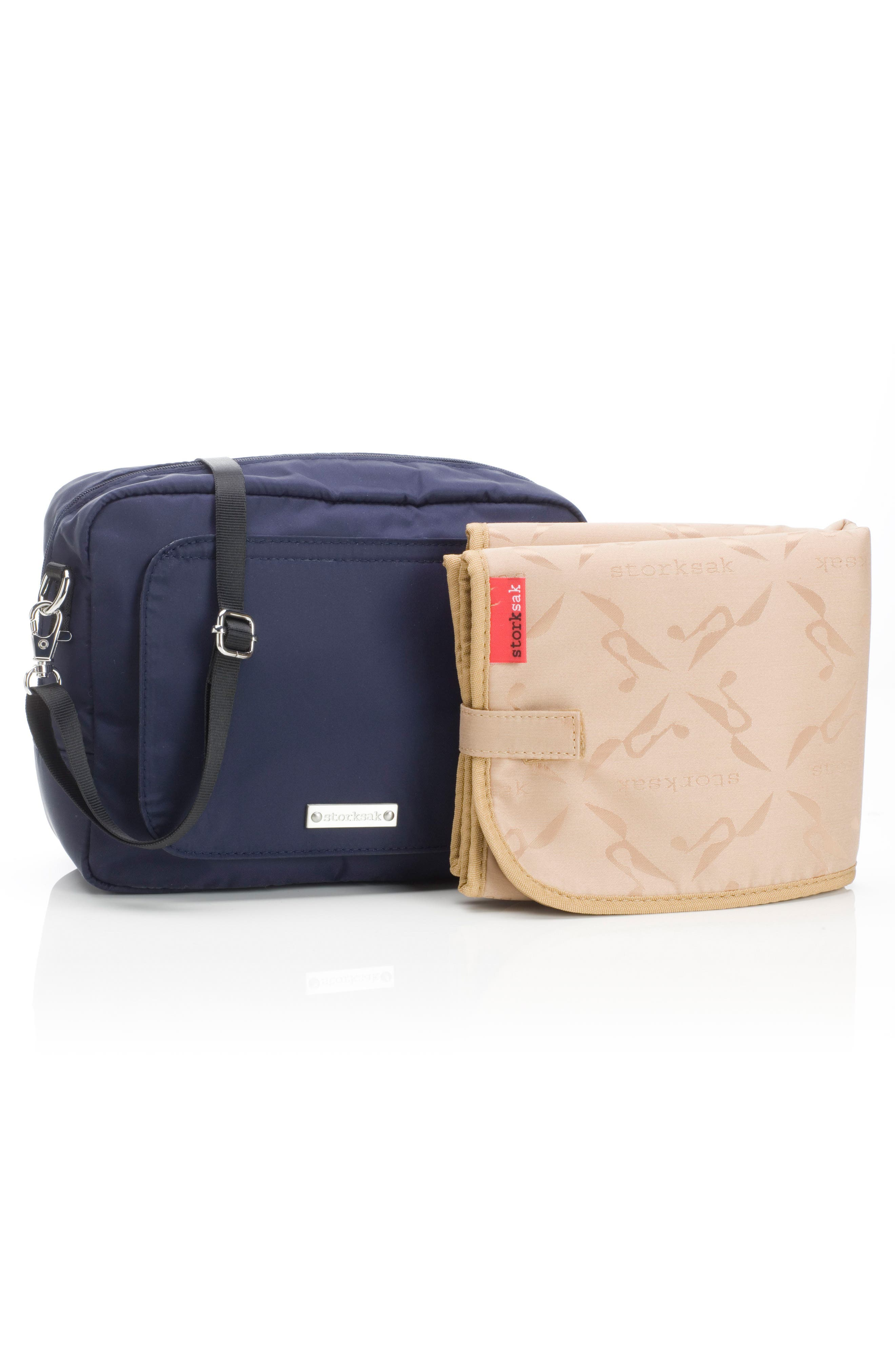 Mini Fix Crossbody Diaper Bag,                             Alternate thumbnail 15, color,
