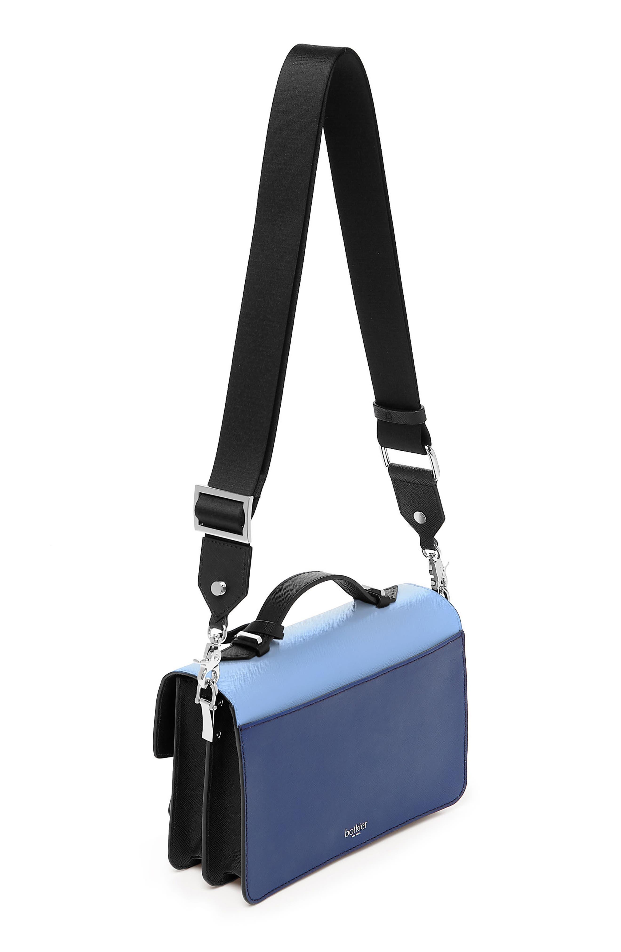 Cobble Hill Leather Crossbody Bag,                             Alternate thumbnail 87, color,