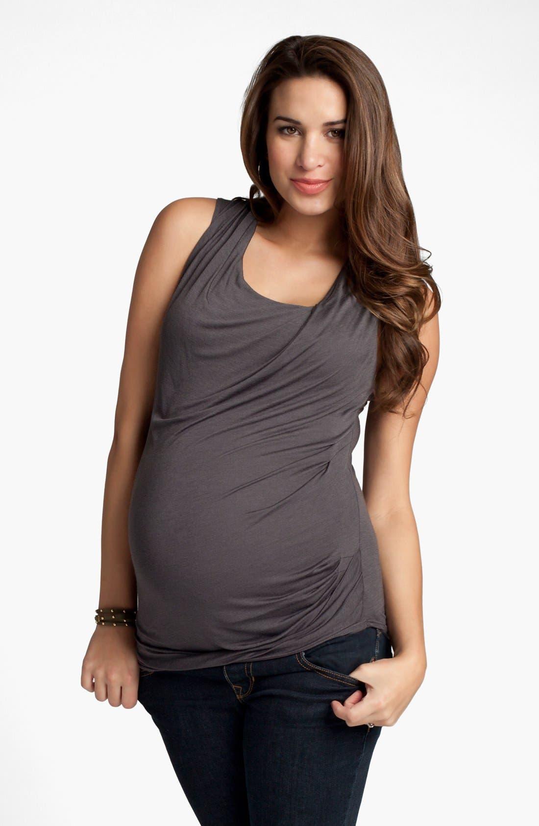 'Athena' Maternity Tunic,                         Main,                         color, 040