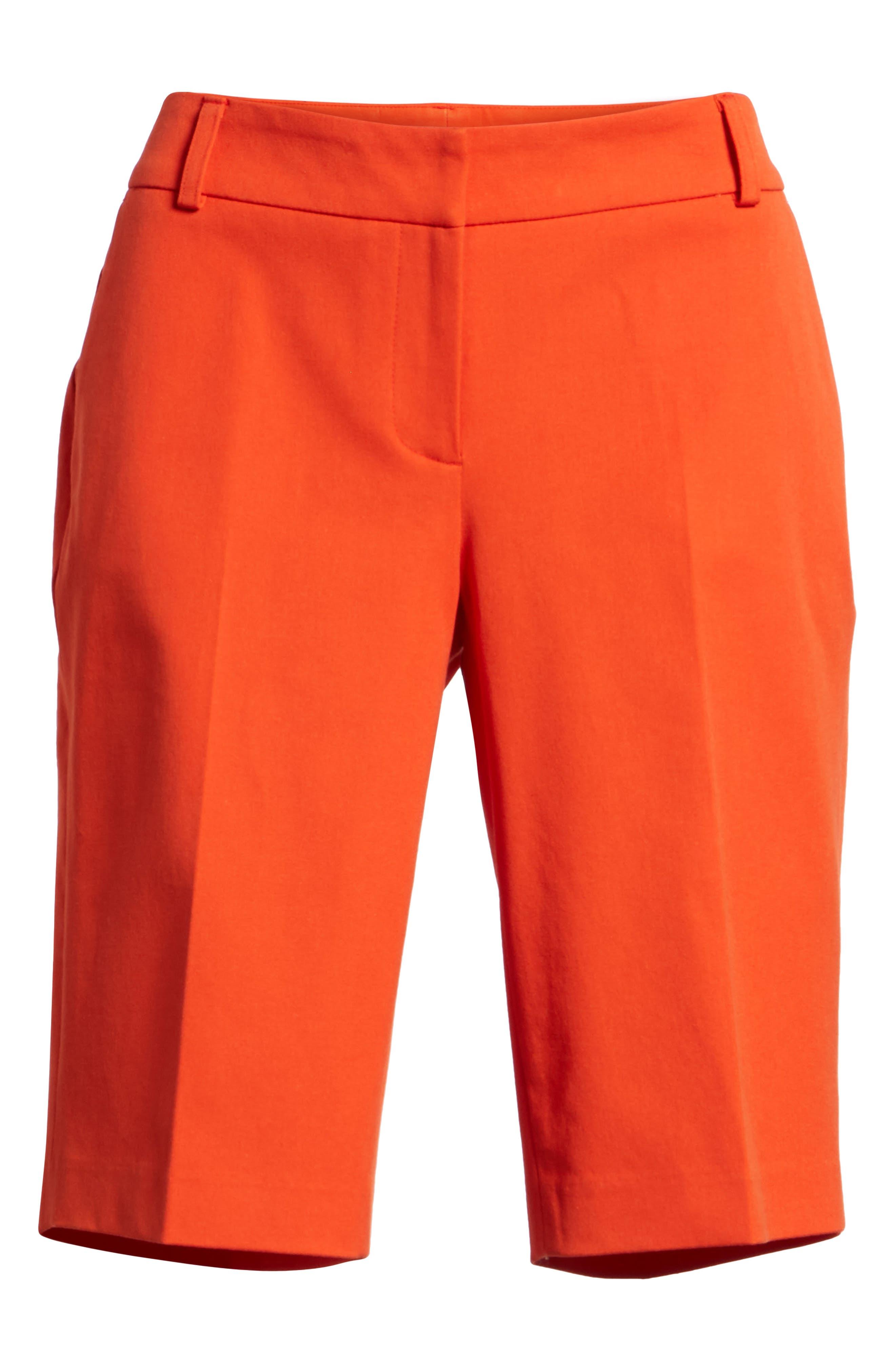 Stretch Bermuda Shorts,                             Alternate thumbnail 55, color,