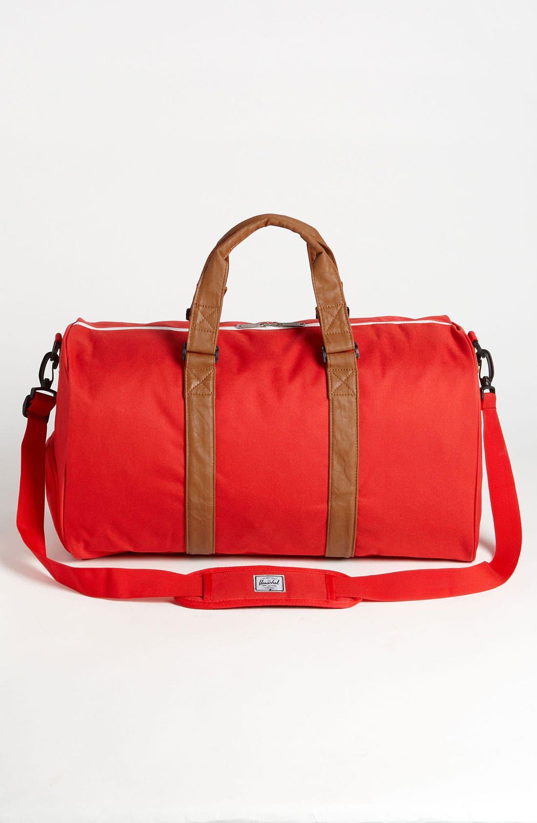 'Novel' Duffel Bag,                             Alternate thumbnail 134, color,