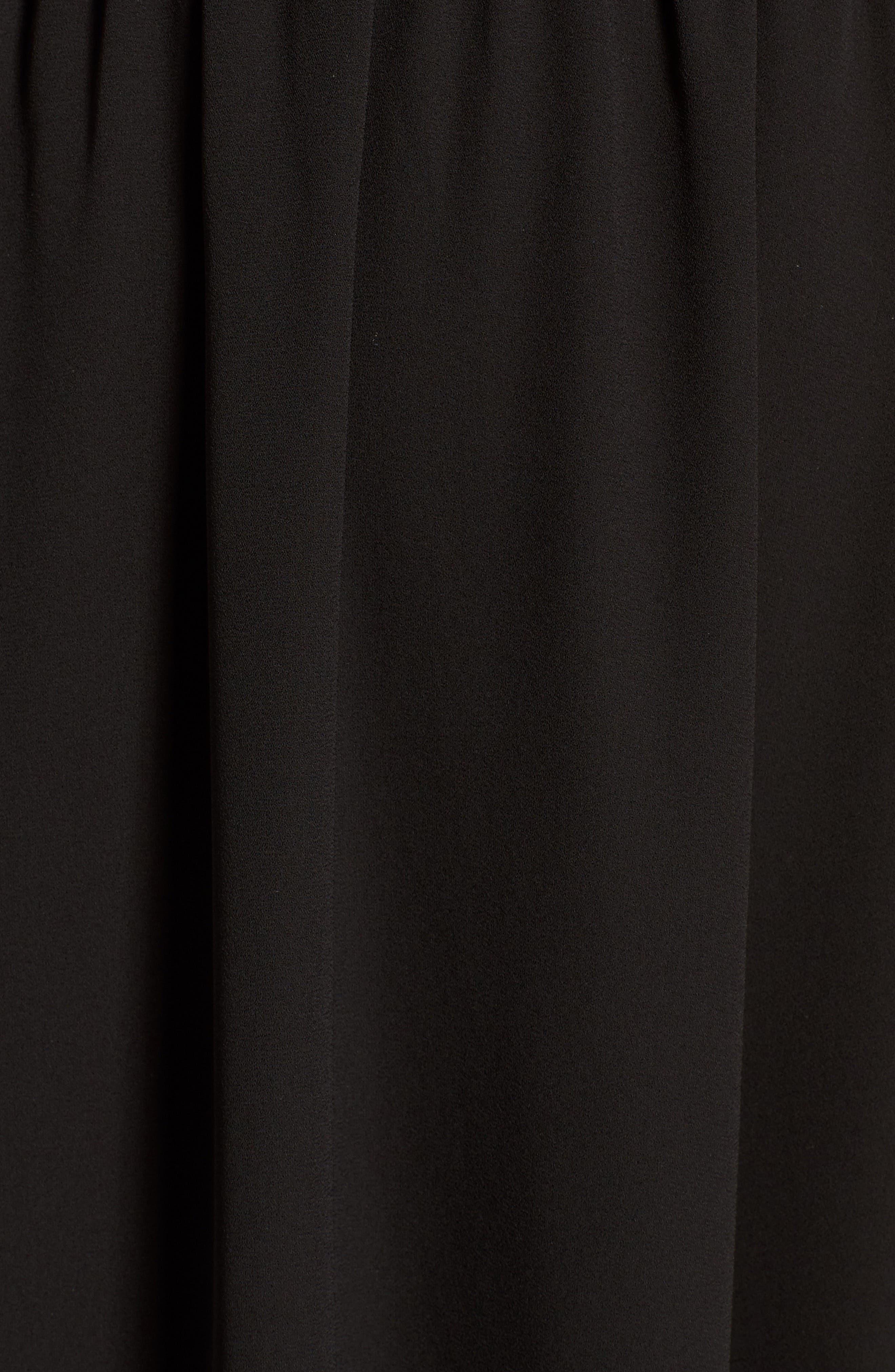Blouson Chiffon Skater Dress,                             Alternate thumbnail 212, color,